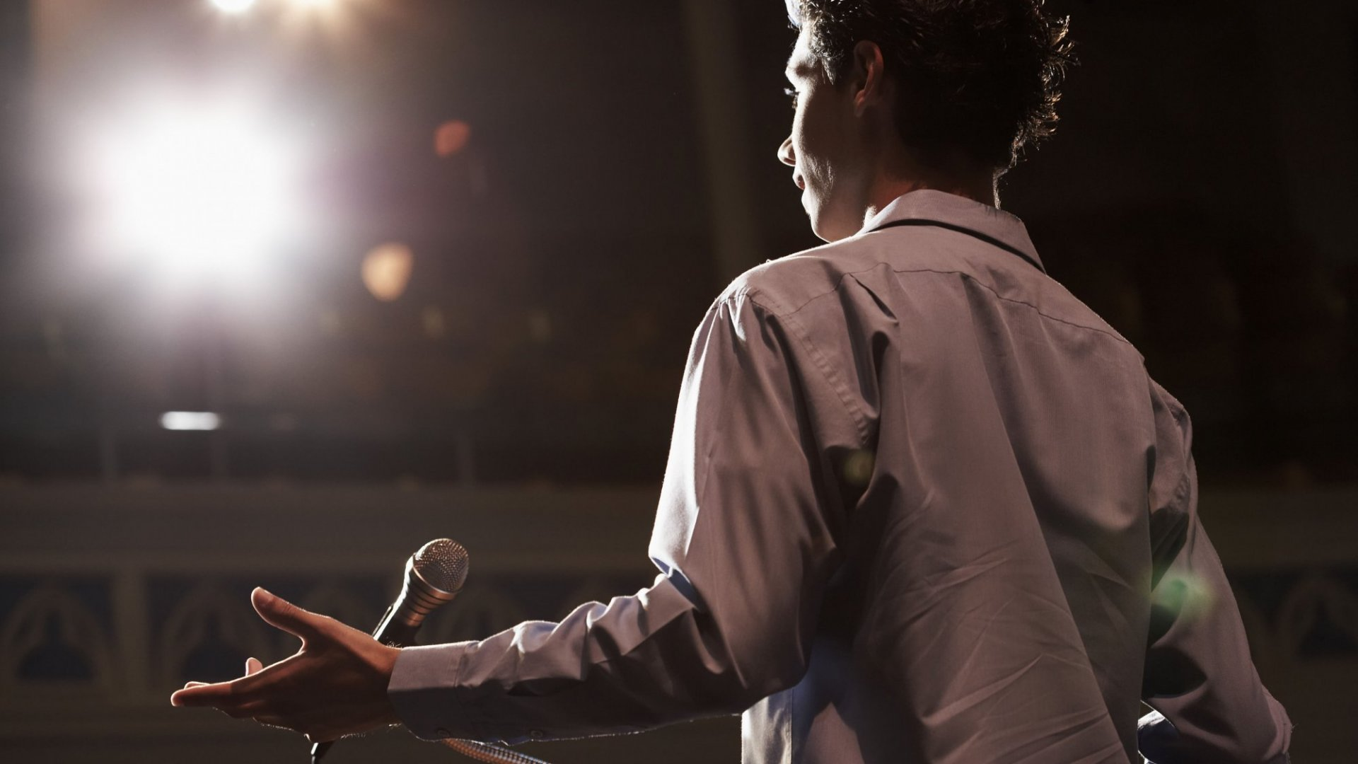 Want to Give a TED Talk One Day? Take These Tips From a Master