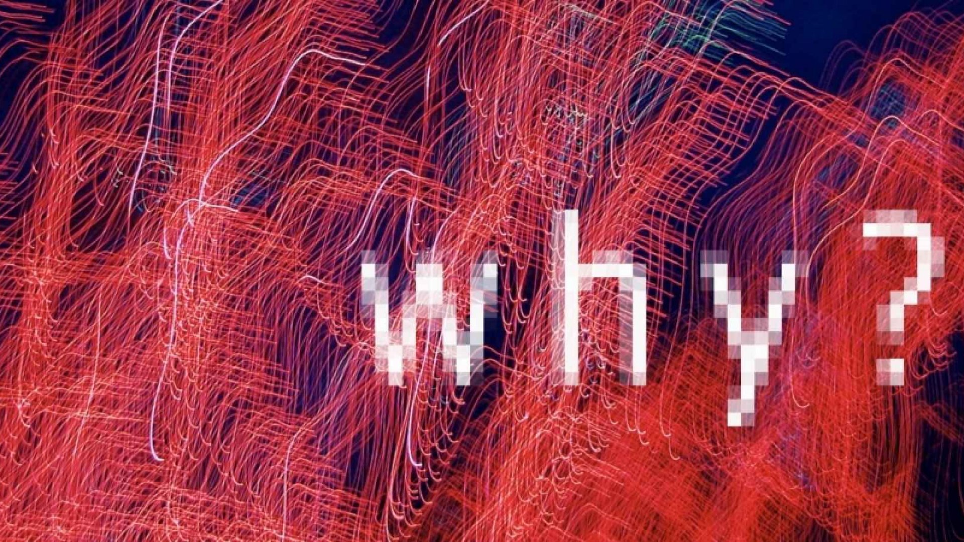 The Theory of The 3 Whys