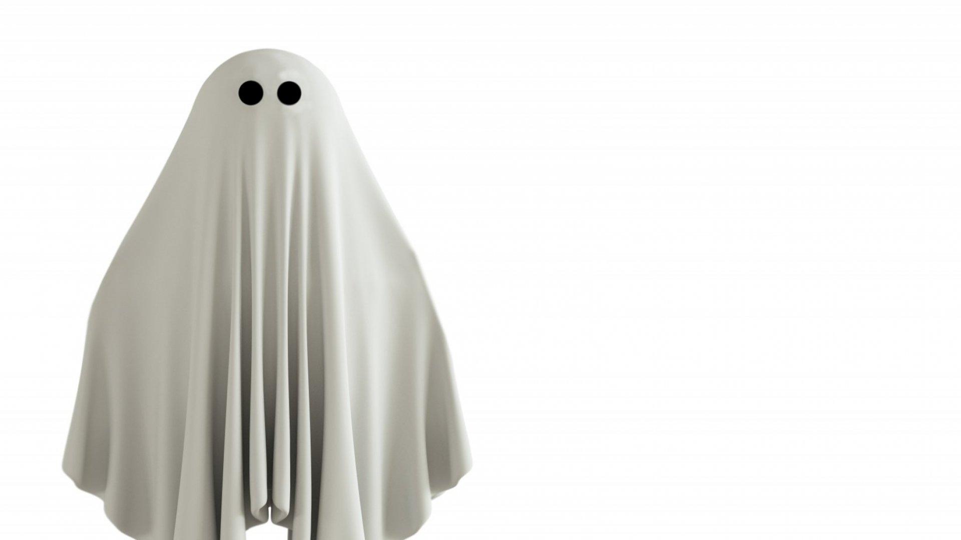 9 True Tales of Ghosting at Work