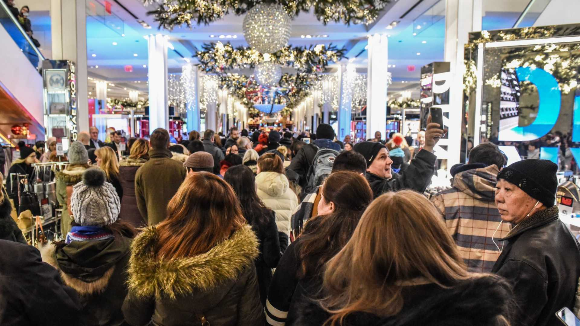 More Than $8 Billion in Cyber Monday Sales Broke Records. But Here's What Still Drives Customers Into Retail Stores This Holiday Shopping Season
