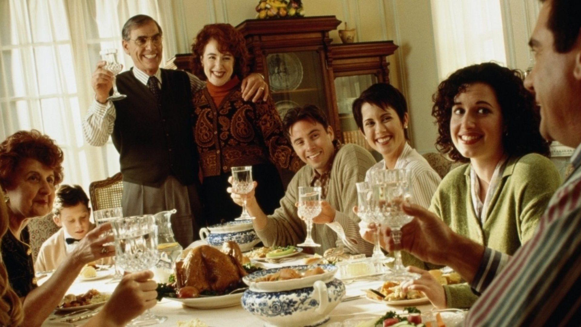 7 Ways to Stay Sane This Thanksgiving