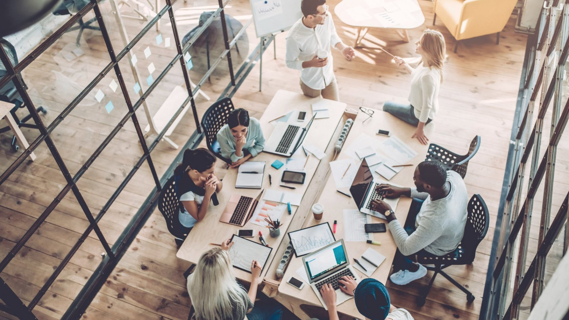 How Much You Should Share About Your Company With Your Team