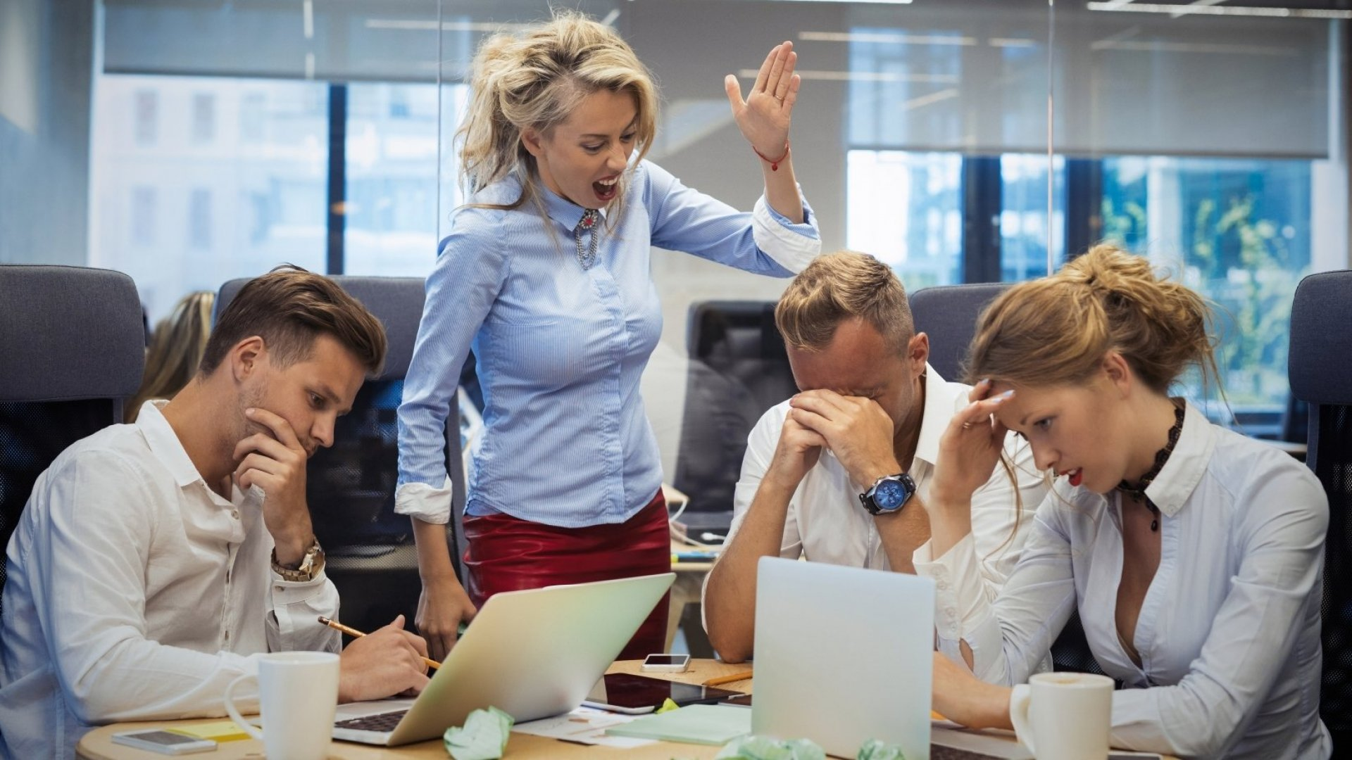 What a Team-Building-Gone-Way-Wrong Taught Me About Motivation