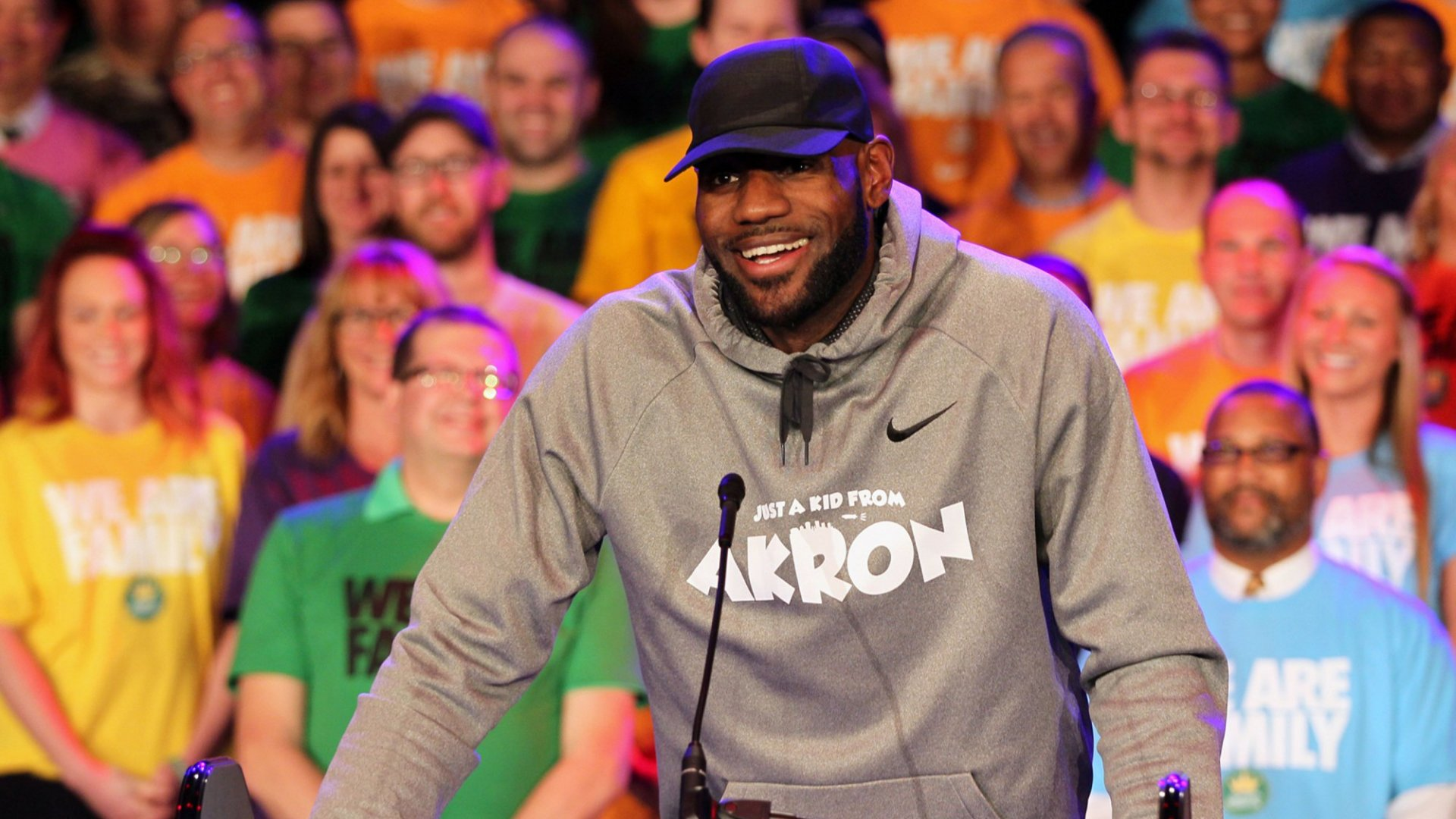 LeBron James Just Opened a School. It Shows 3 Major Lessons in Responsibility and Perseverance