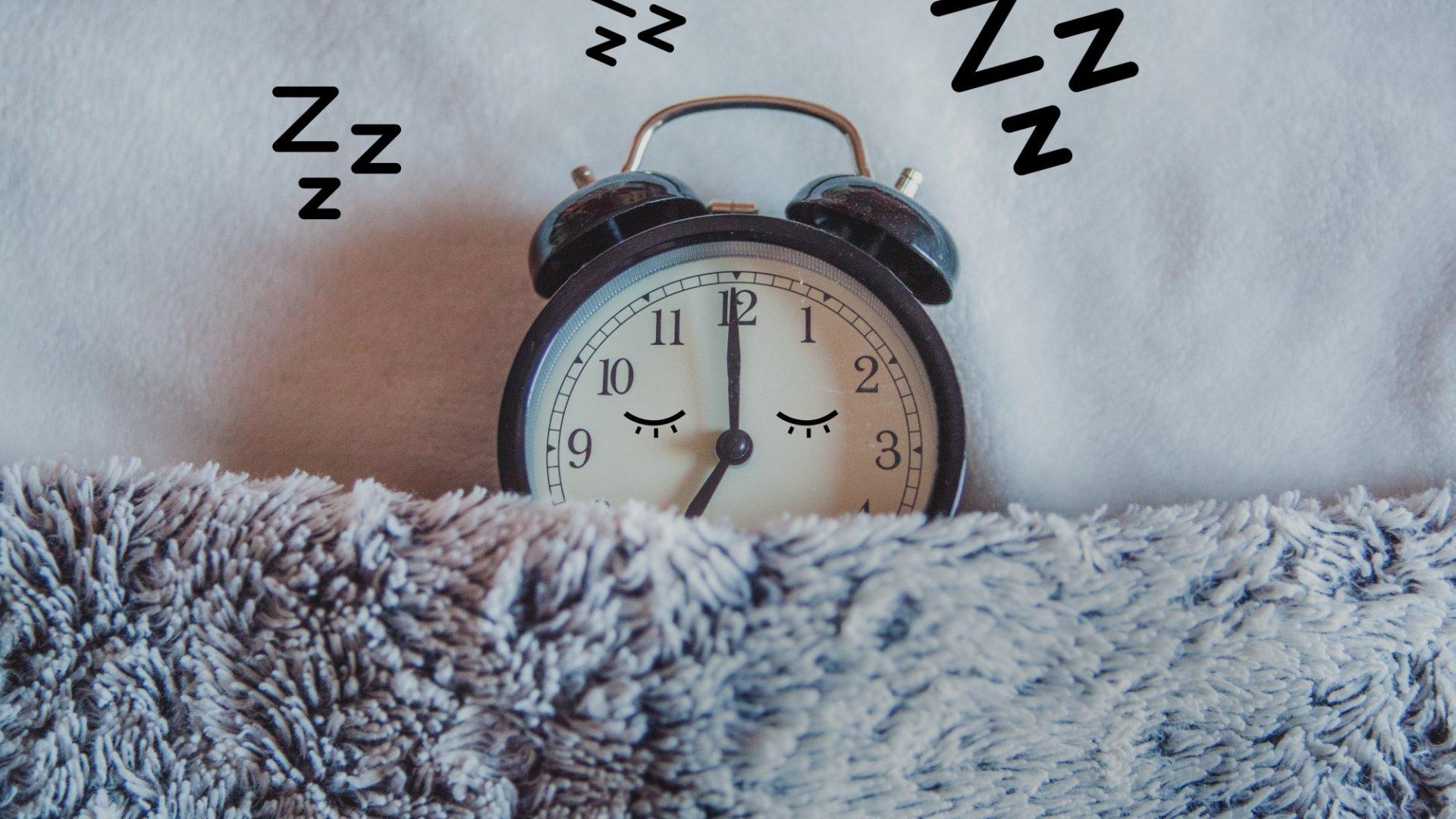 The Multi-Billion Dollar Value of A Good Night's Sleep