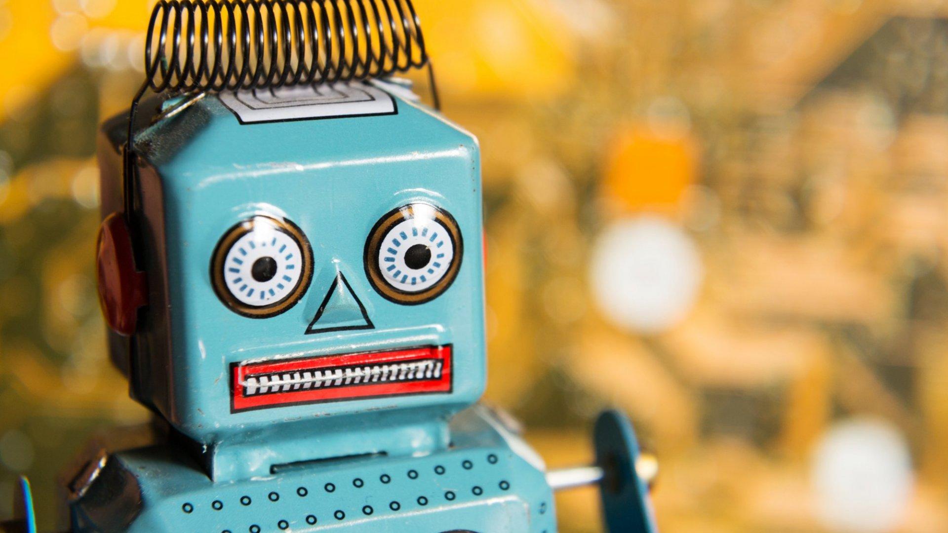 No, Google's Quantum Breakthrough Probably Won't Trigger a Robot Apocalypse.