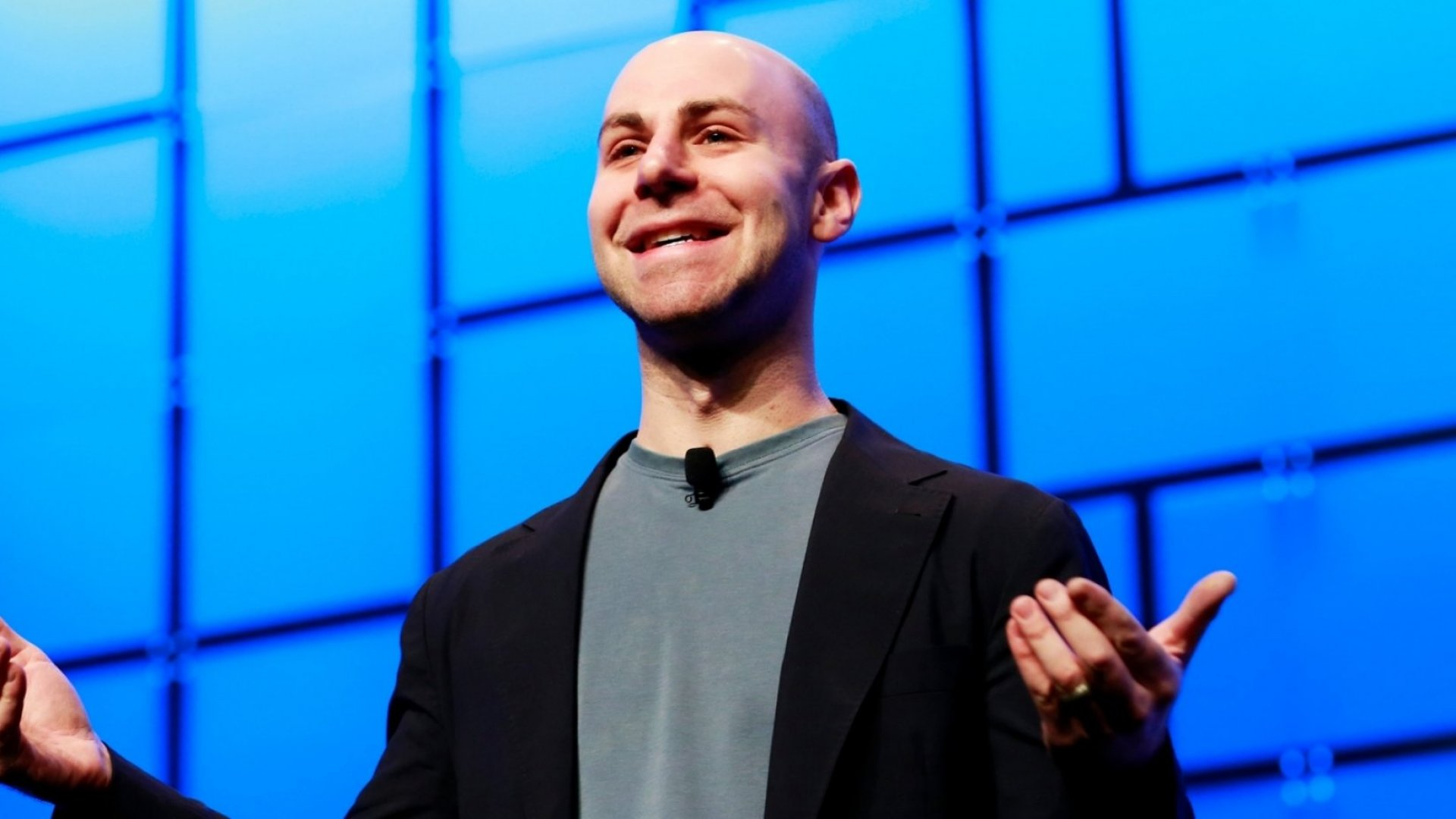 Adam Grant, best-selling author and professor at the Wharton School of the University of Pennsylvania. Grant has been called one of the world's 25 most influential management thinkers.