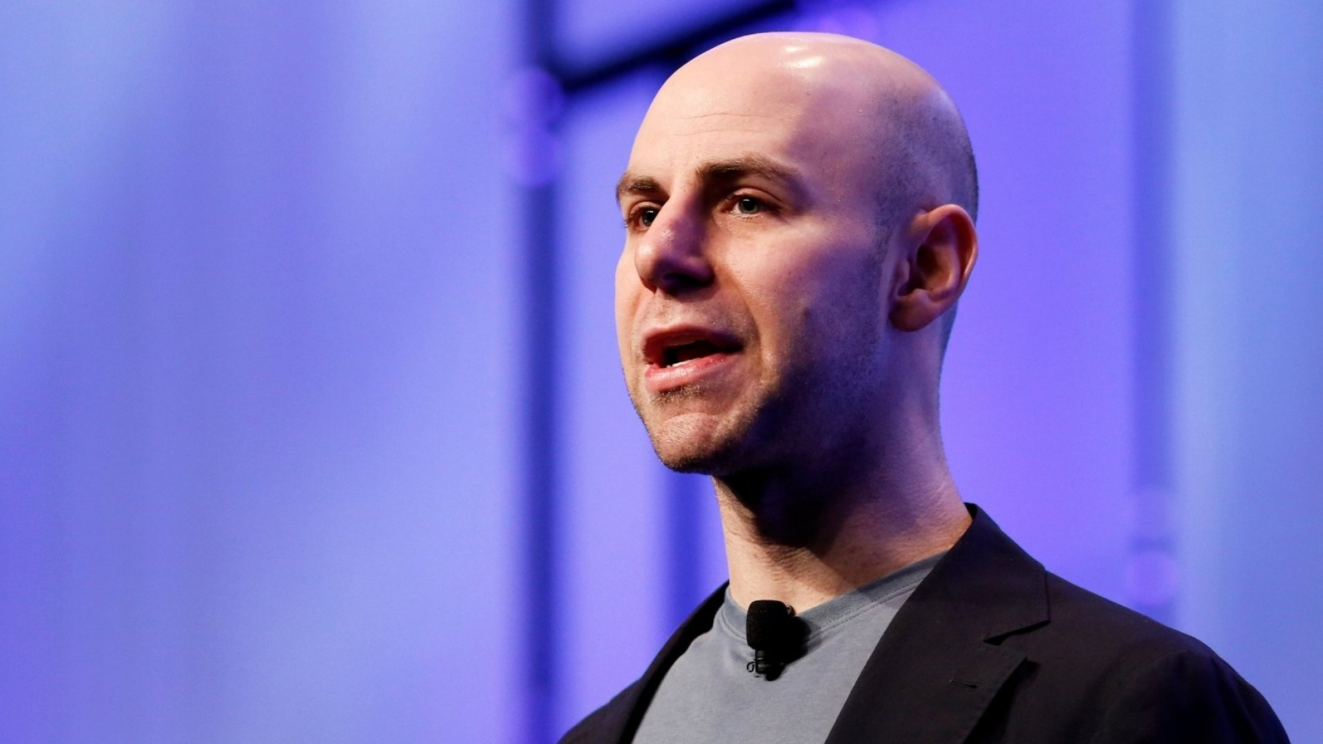 Prolific Wharton Professor Adam Grant Doesn't Worry About Time Management. Here's What He Does Instead--and So Should You