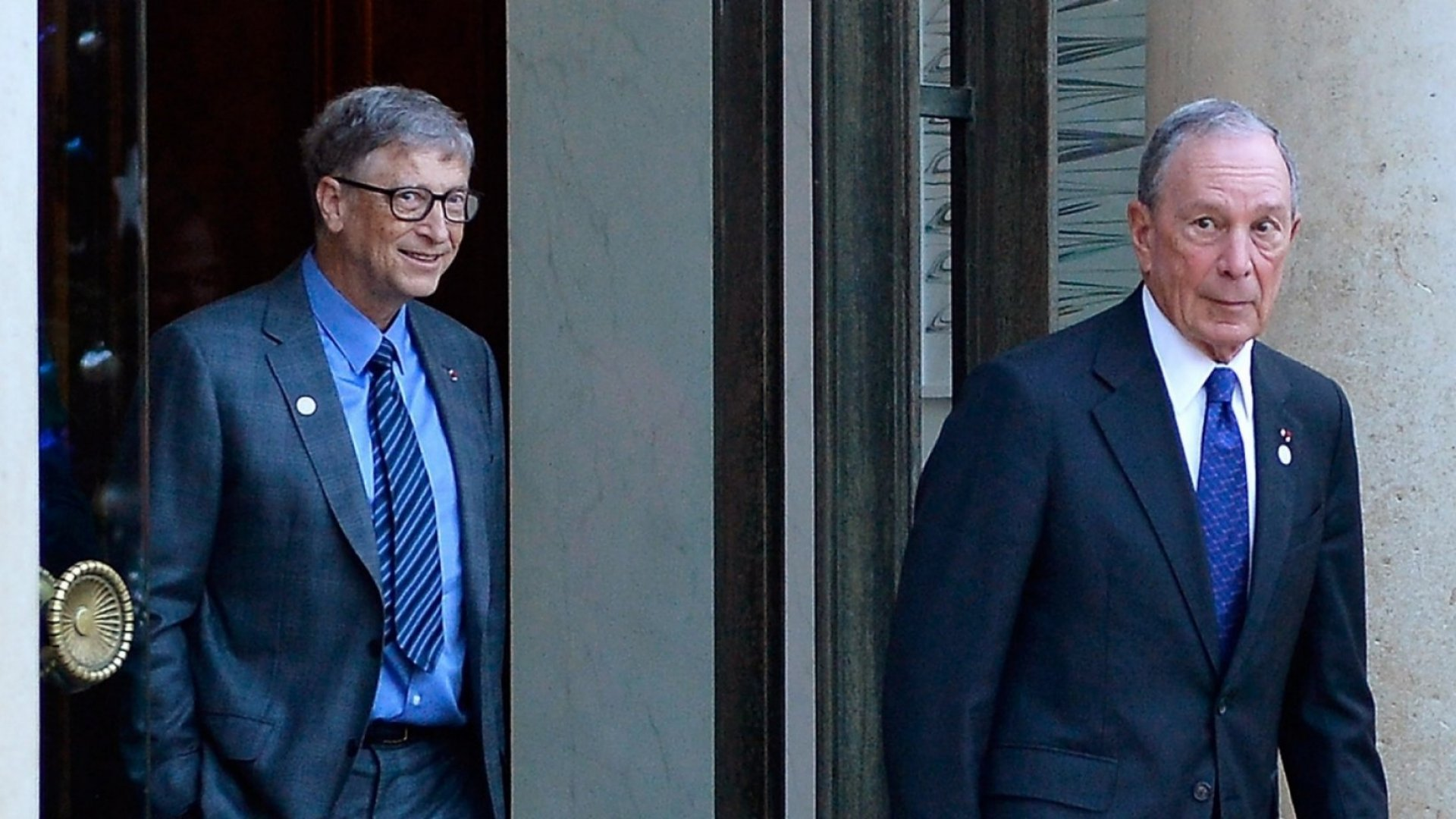 Michael Bloomberg Vs. Bill Gates: This 1 Short Statement Reveals the Key Difference in How They Define Success