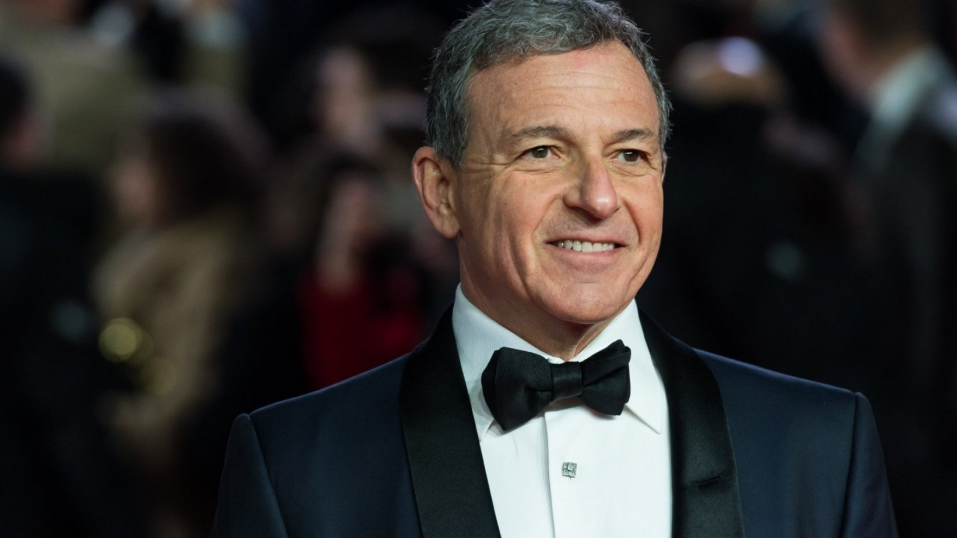 The 5-Word Mantra That Guided Disney CEO Bob Iger's Career