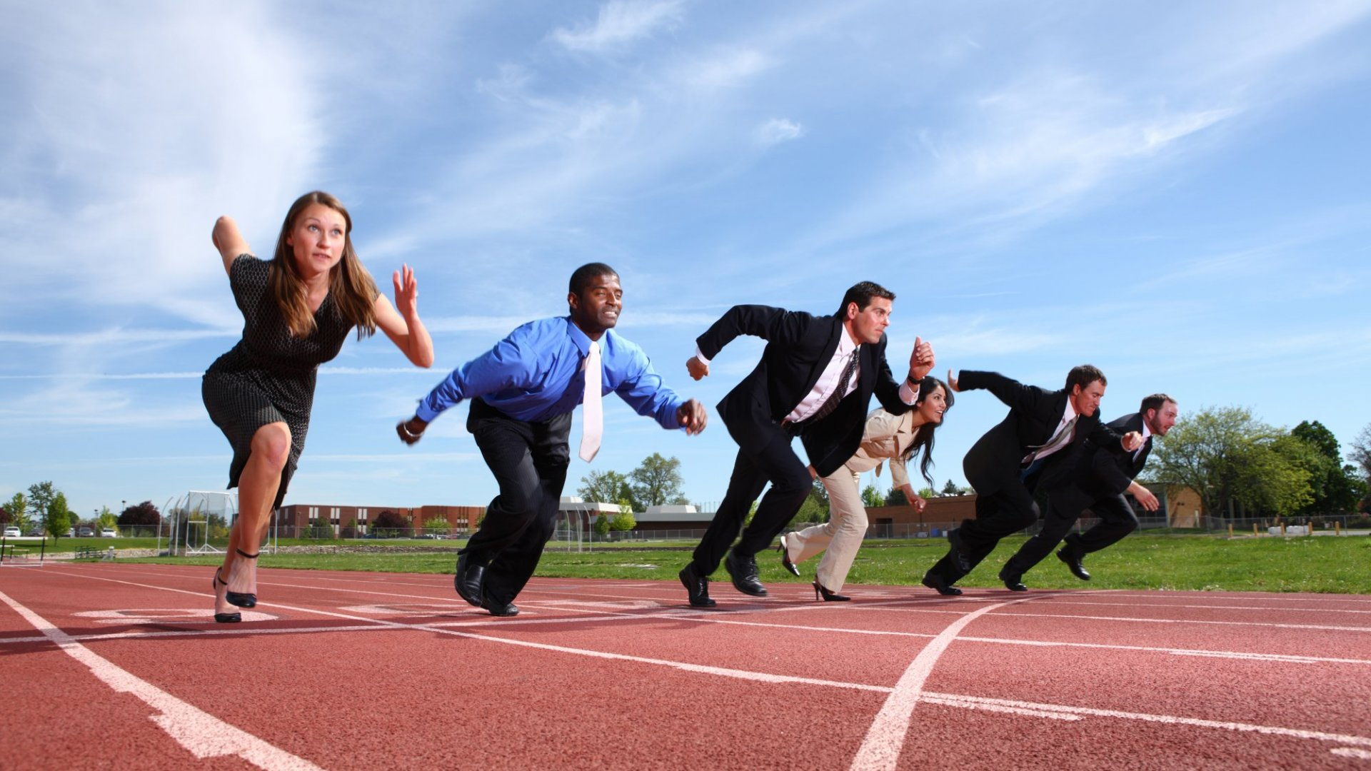 How to Survive in a Competitive Company (in 4 Simple Steps)