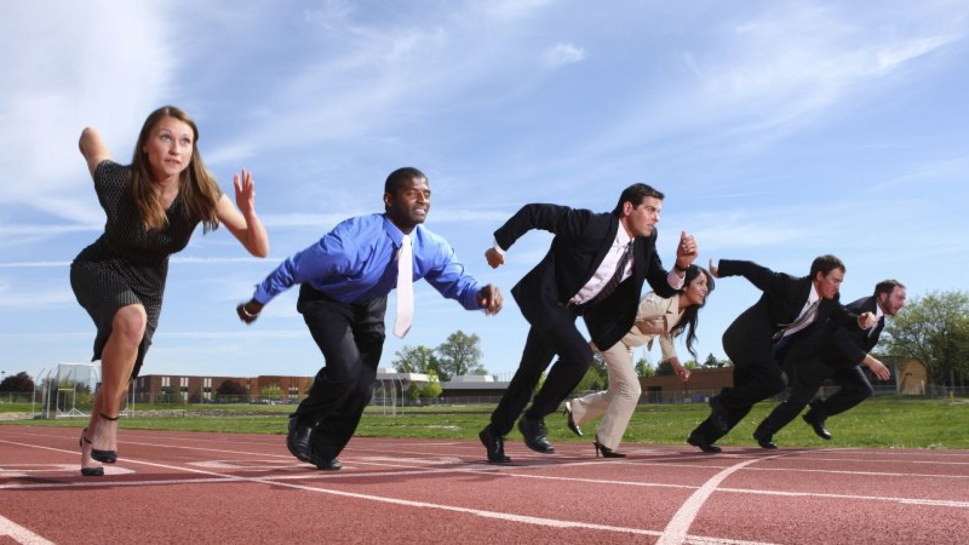 How to Create a Culture of Healthy Competition