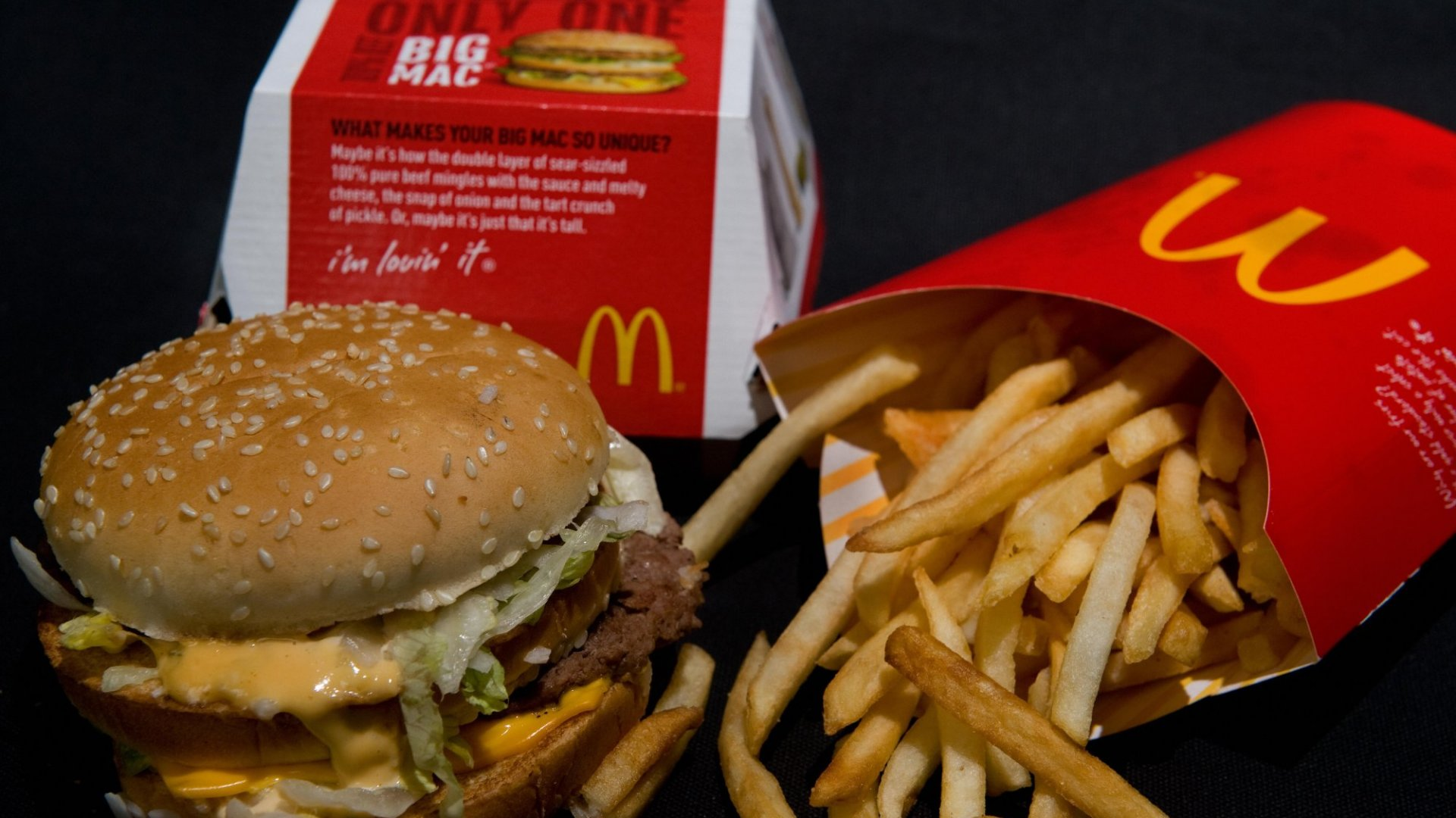 This McDonald's Fan Just Ate His 30,000th Big Mac. The Math Shows Just How Great That Is For McDonald's