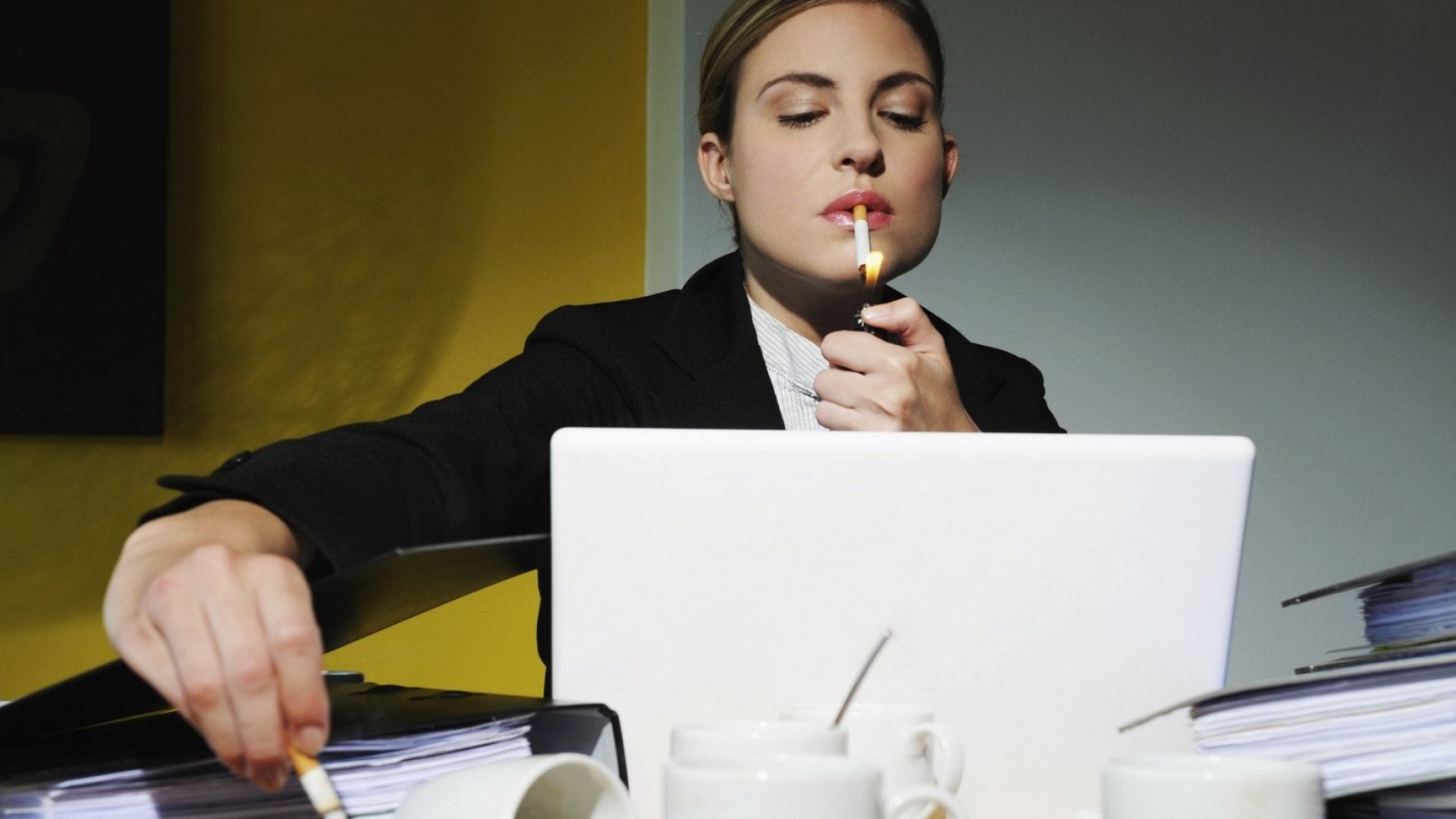 The Real Cost of Highly Stressful Jobs