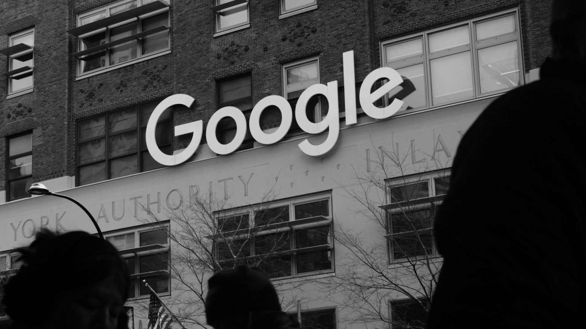 Google Accused of 'Shocking Activities' in New Class Action Suit by Fired Employee