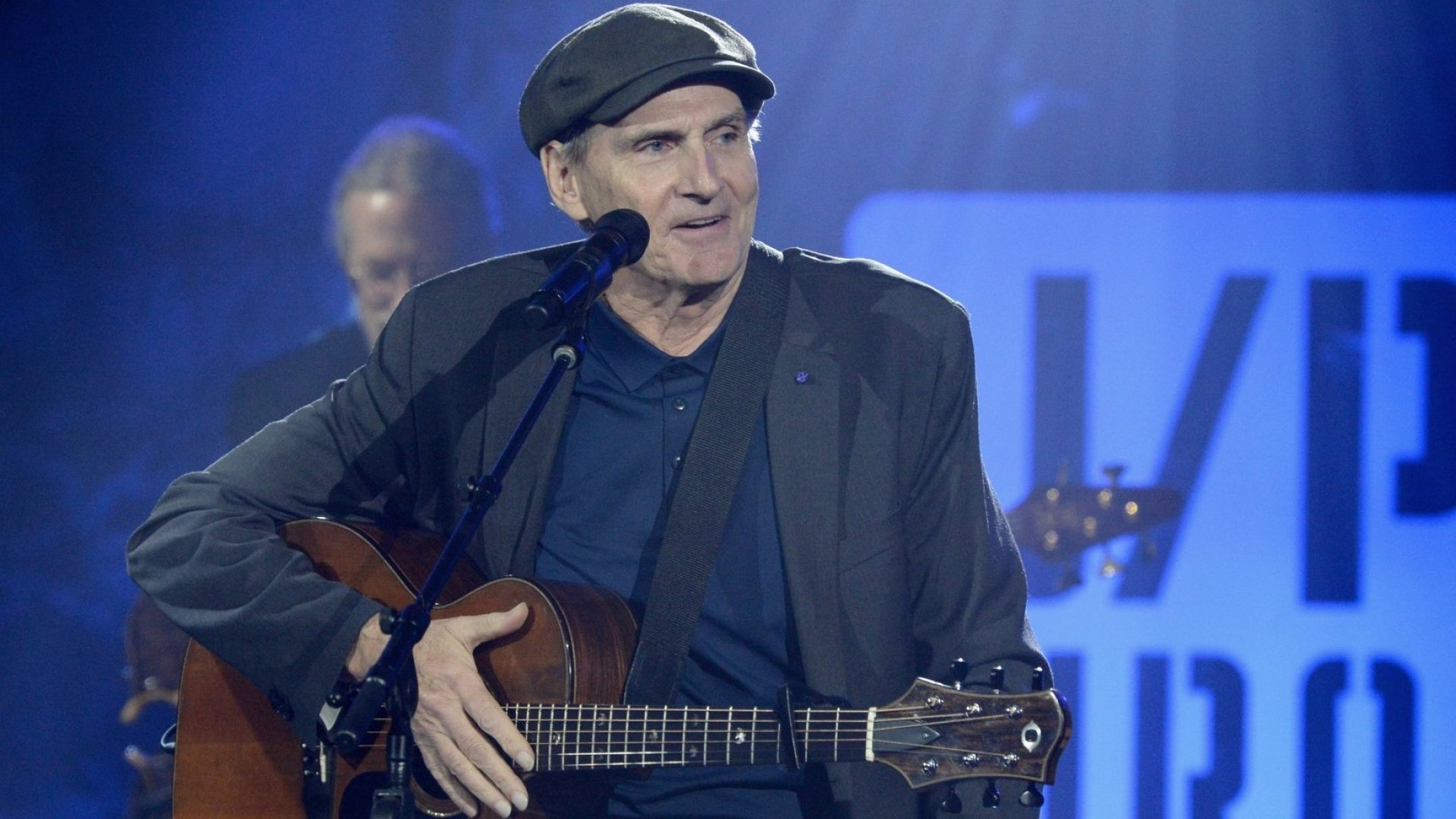 James Taylor. The choice of extroverts?