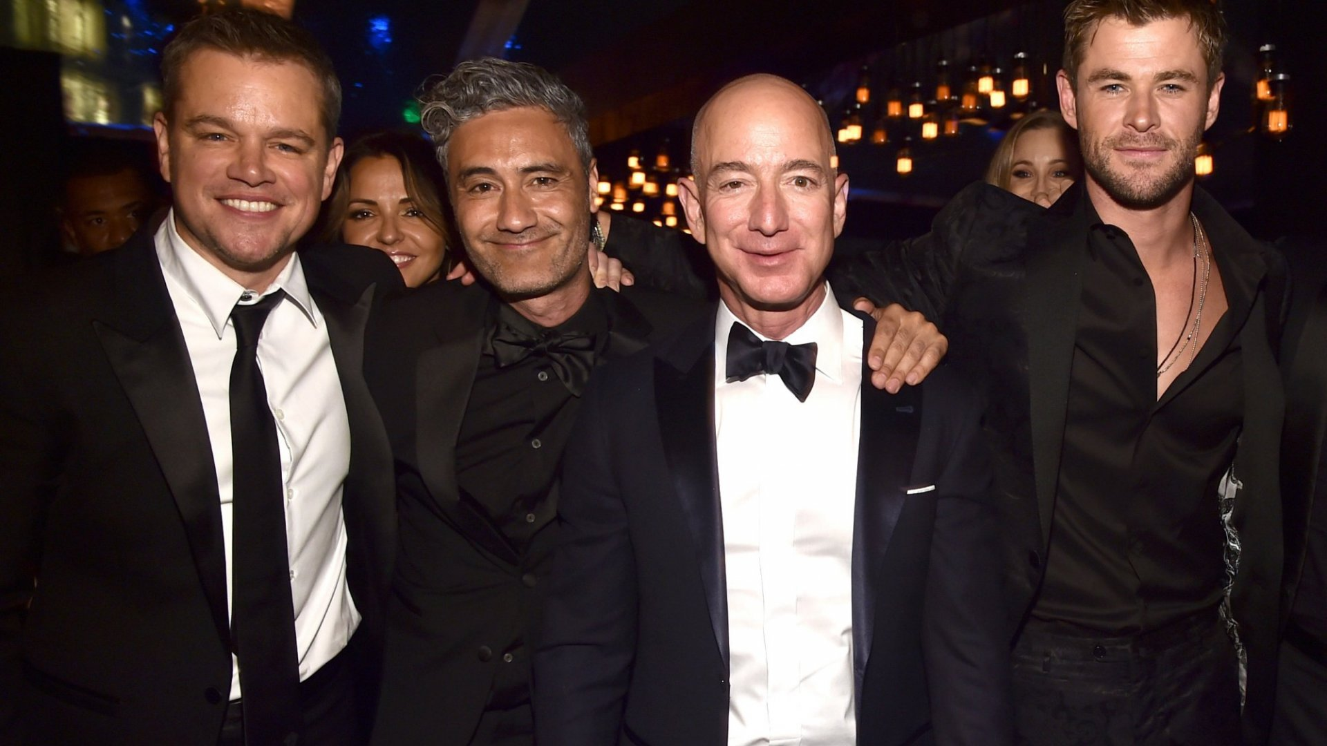 Why Jeff Bezos Puts Relentless Focus on Amazon's Company Culture