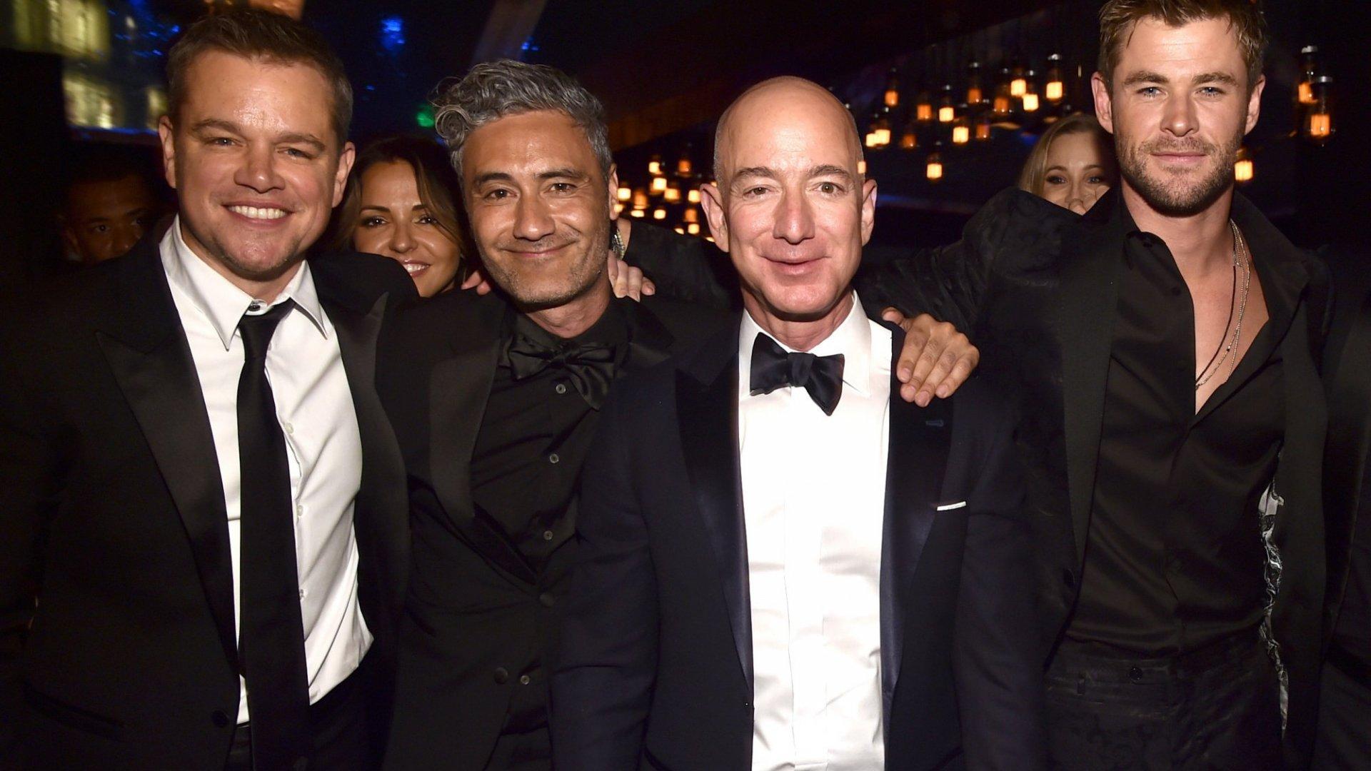 Why Jeff Bezos Puts Relentless Focus on Amazon's Company Culture