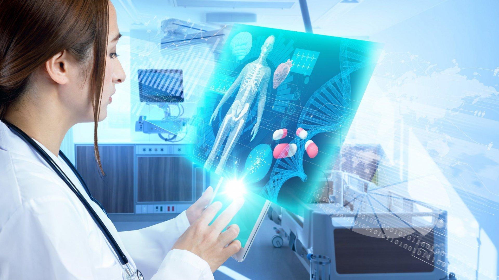 Big Tech's Healthcare Headache