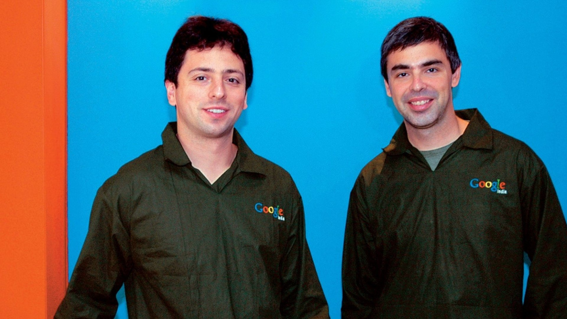 Google Co-founders Larry Page and Sergey Brin Have Relinquished Control of Parent Company Alphabet to CEO Sundar Pichai