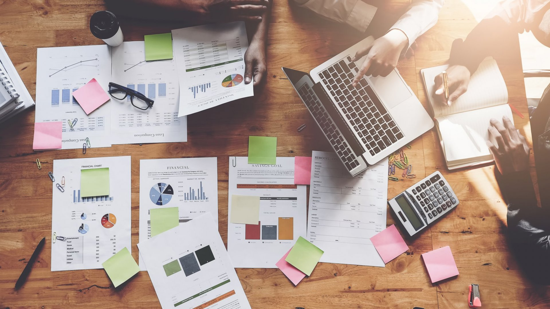 Budgeting for Advertising and PR for a Small Company