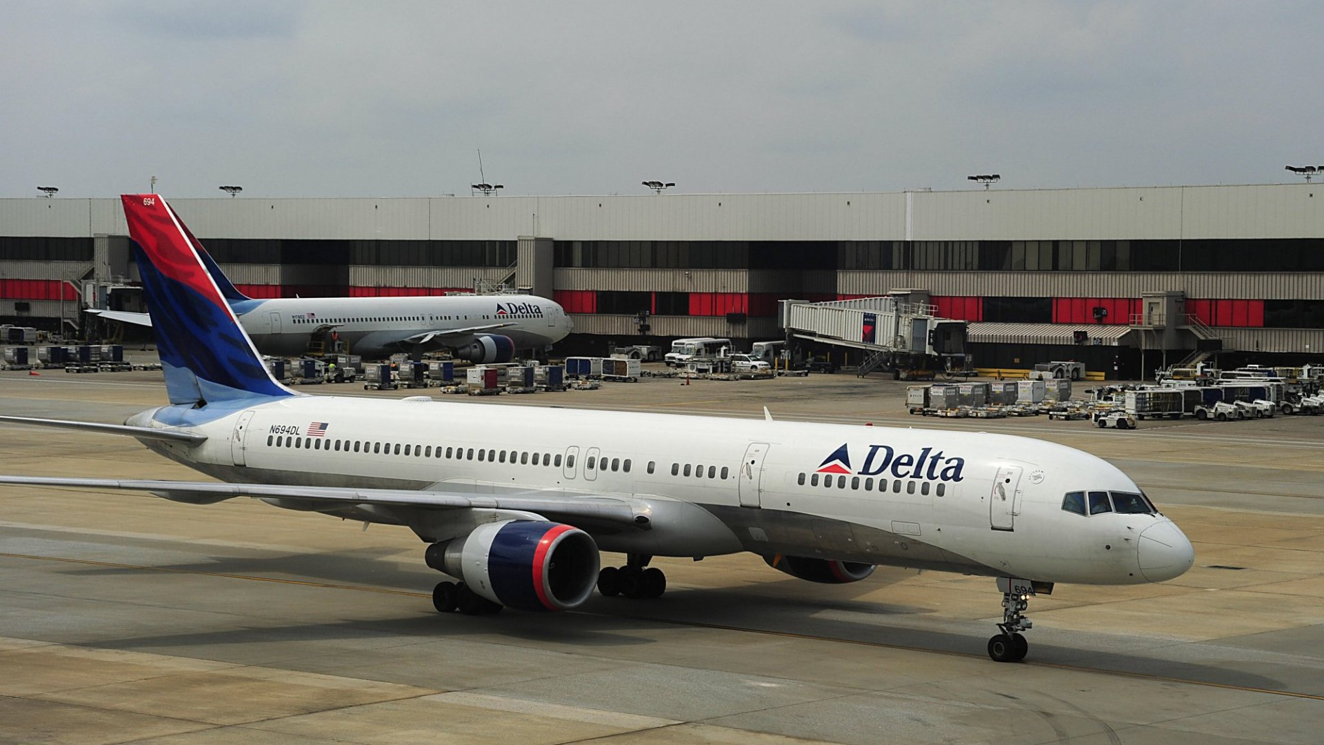 Flight Attendants Say These Delta Airlines Passengers Violated a Major Safety Rule. (They're Really Angry About It)
