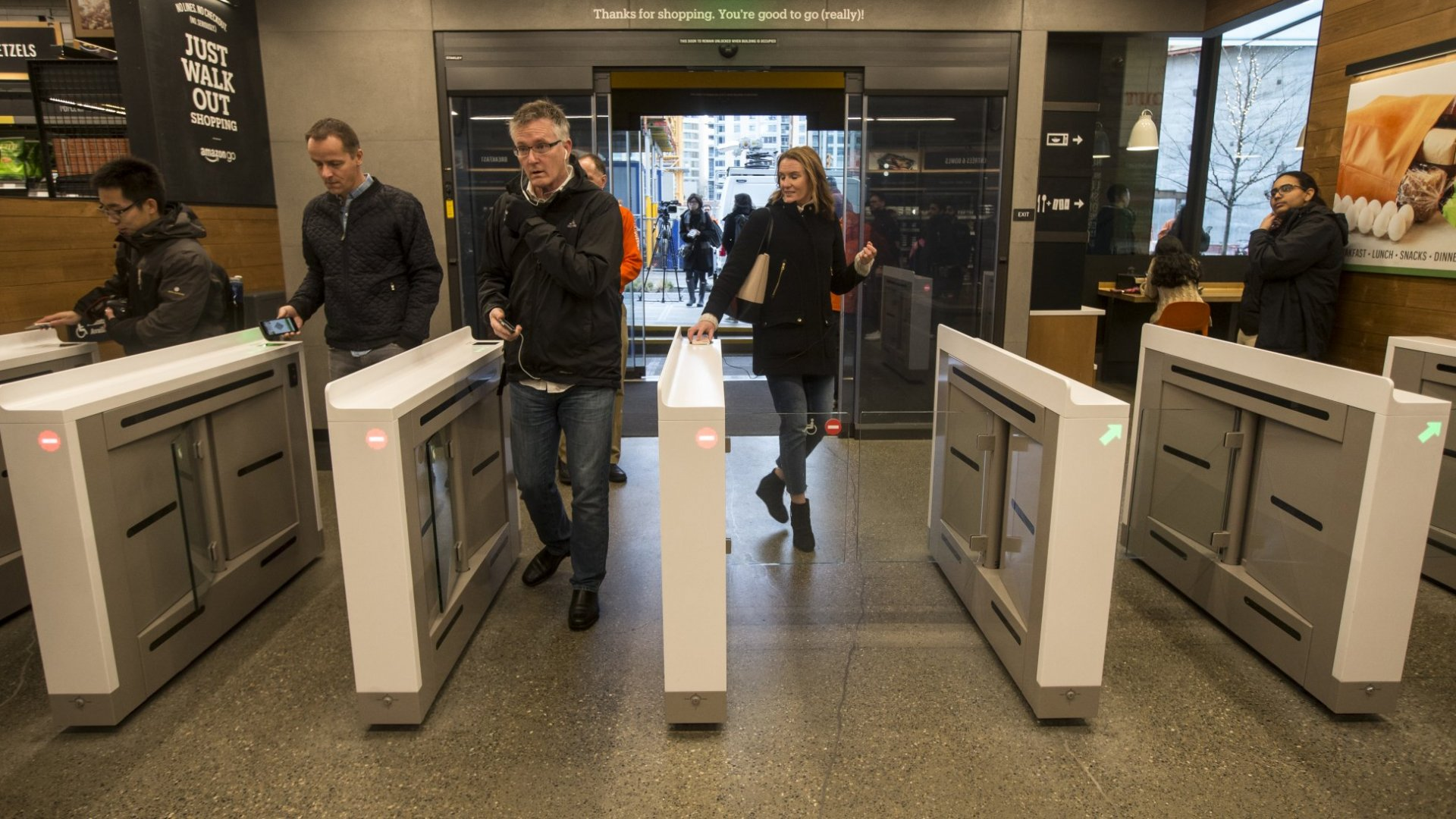 Startups and Retailers Are Racing to Replicate Amazon Go's Cashier-less Model
