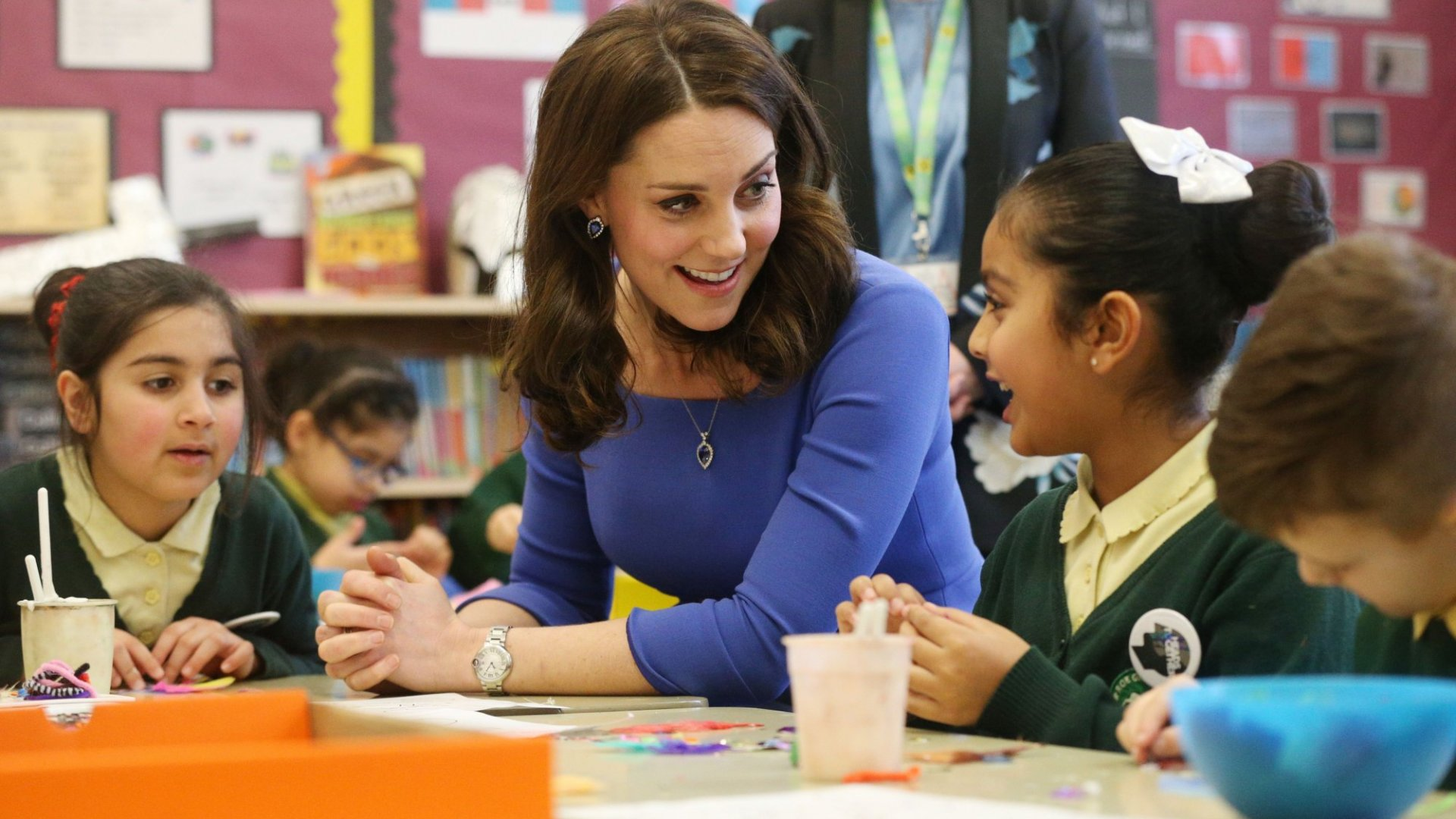 What Kate Middleton Just Said About Kid's Mental Health is a Good Topic for the Workplace, Too