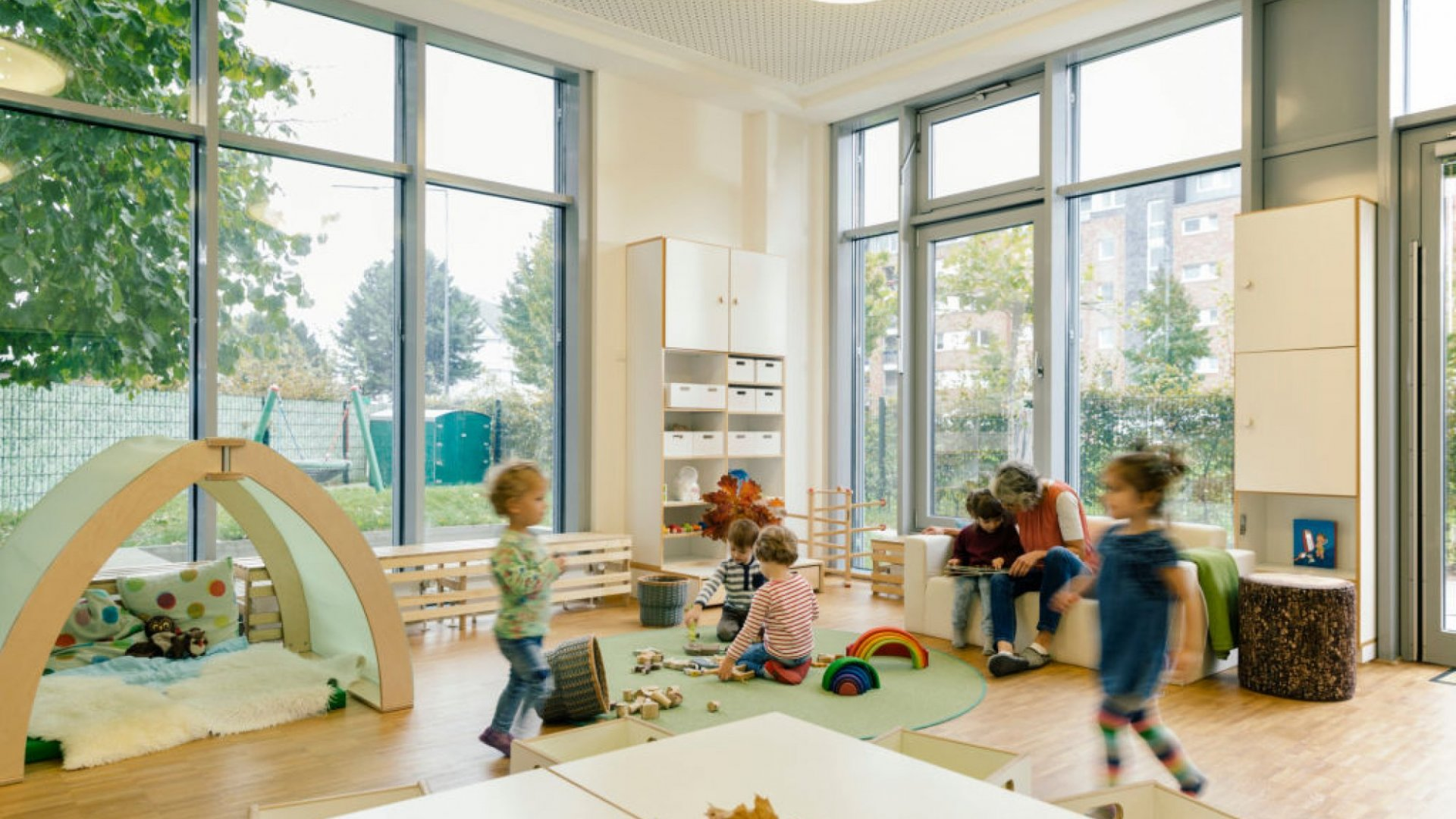 It's About Time: Valuing Child Care in a Post-Pandemic World