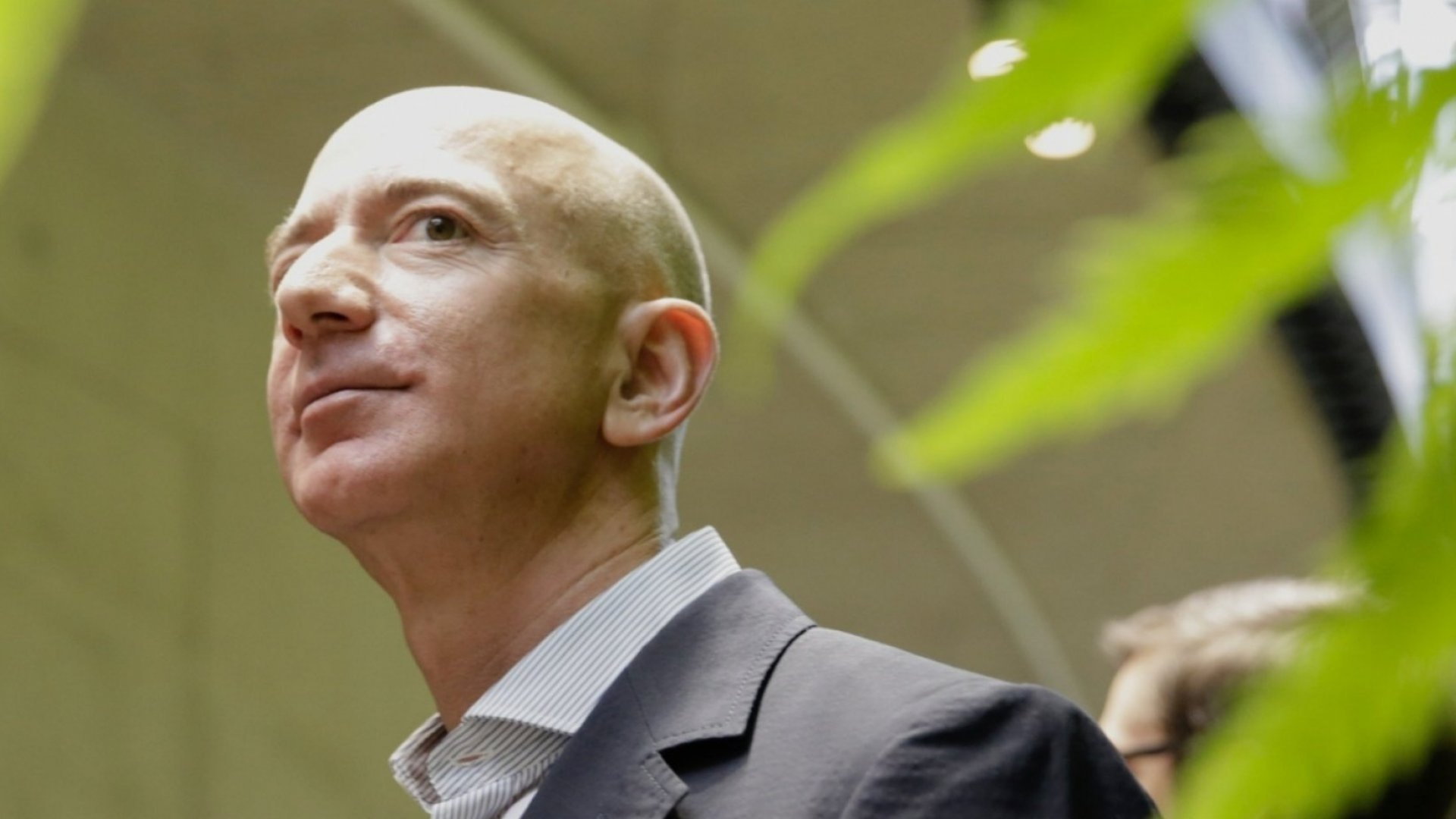 Chief Executive Officer of Amazon, Jeff Bezos