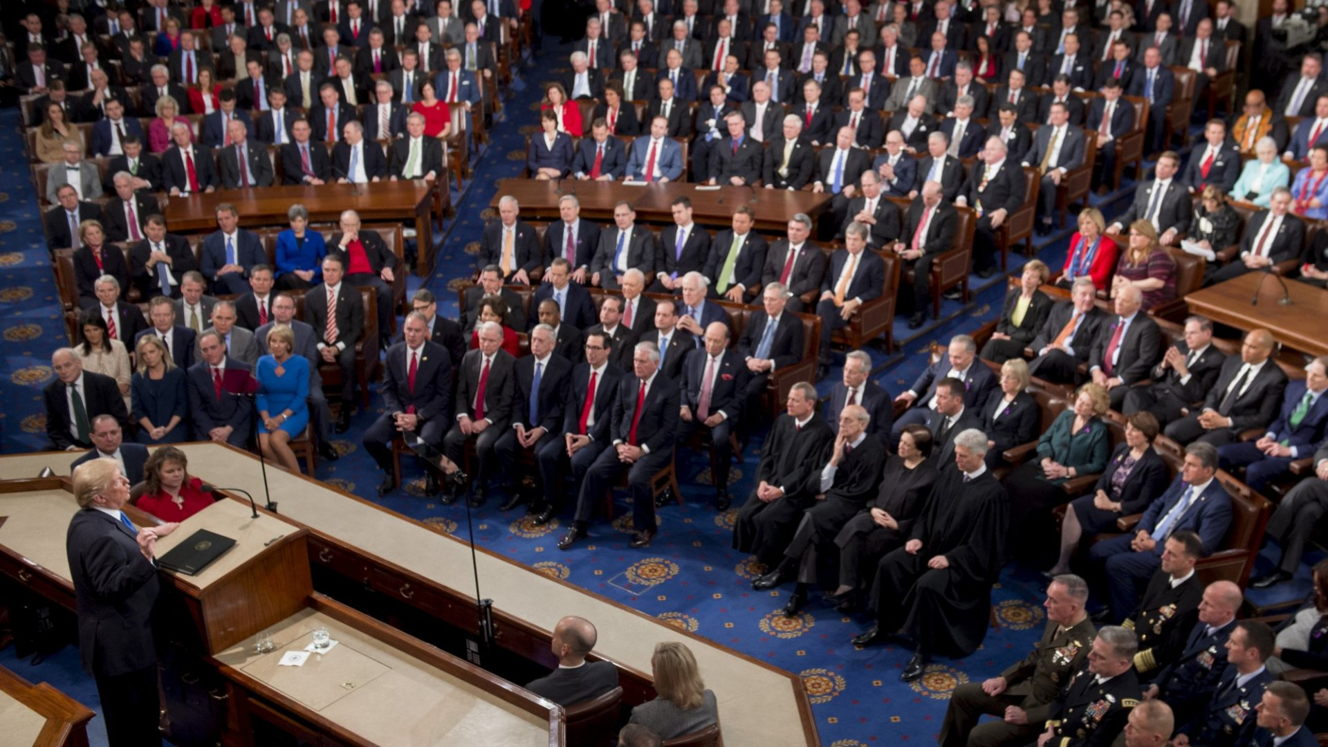 You May Not Hear About America's State of the Union, But You Should Consider Your Own