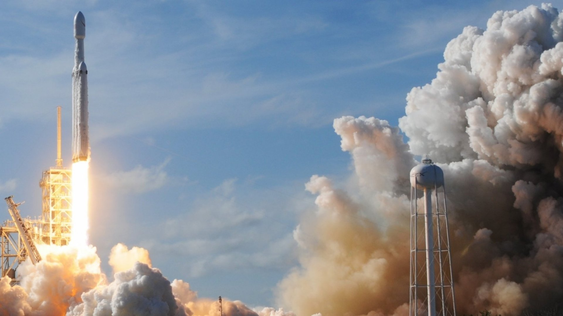 Elon Musk's Falcon Heavy Launch Teaches 5 Powerful Lessons That Redefine Marketing