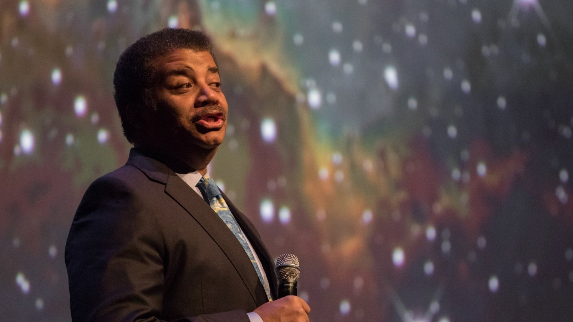 Neil deGrasse Tyson's Tweet About Mass Shootings Was Bad. His Apology May Have Been Worse