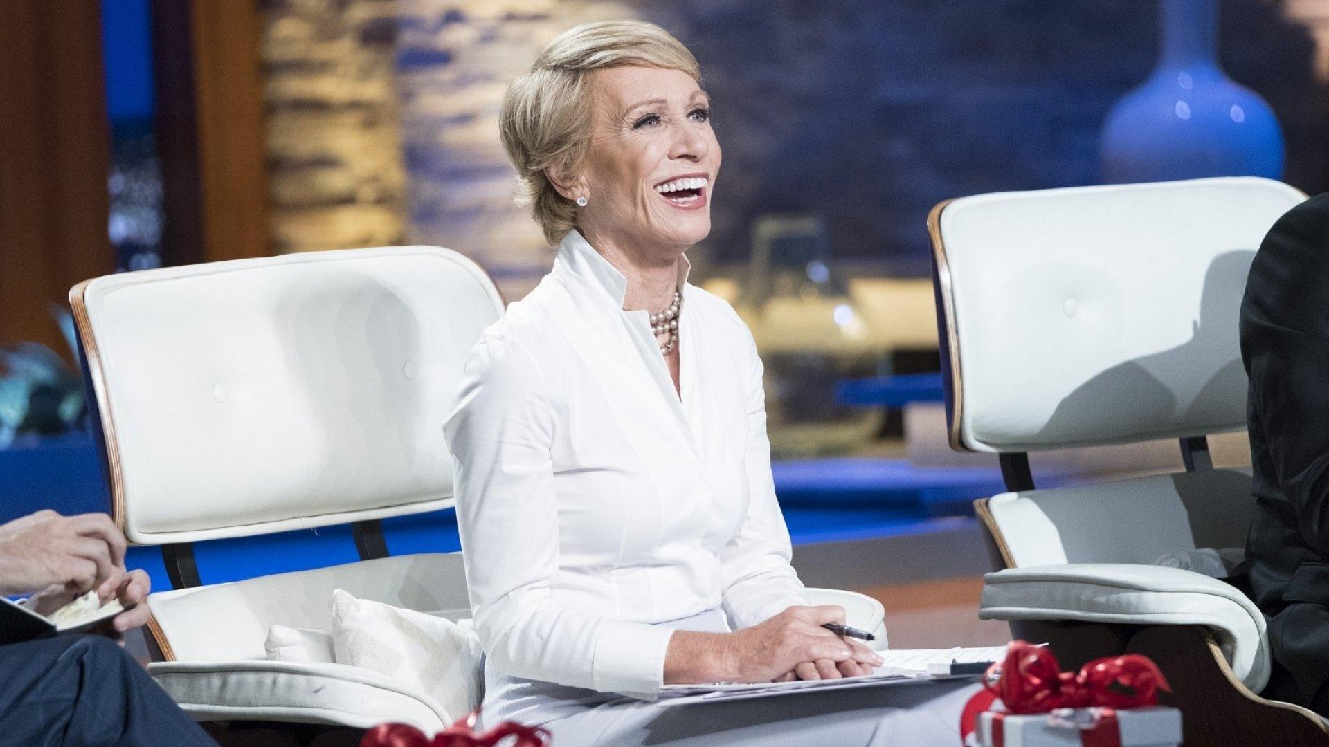 'Shark Tank' investor Barbara Corcoran