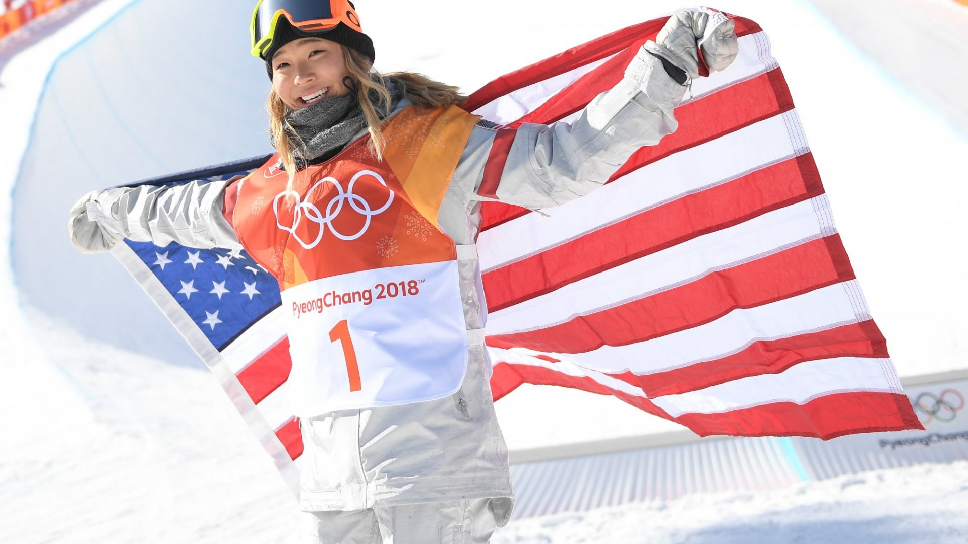 Gold medalist Chloe Kim has become a social media superstar.