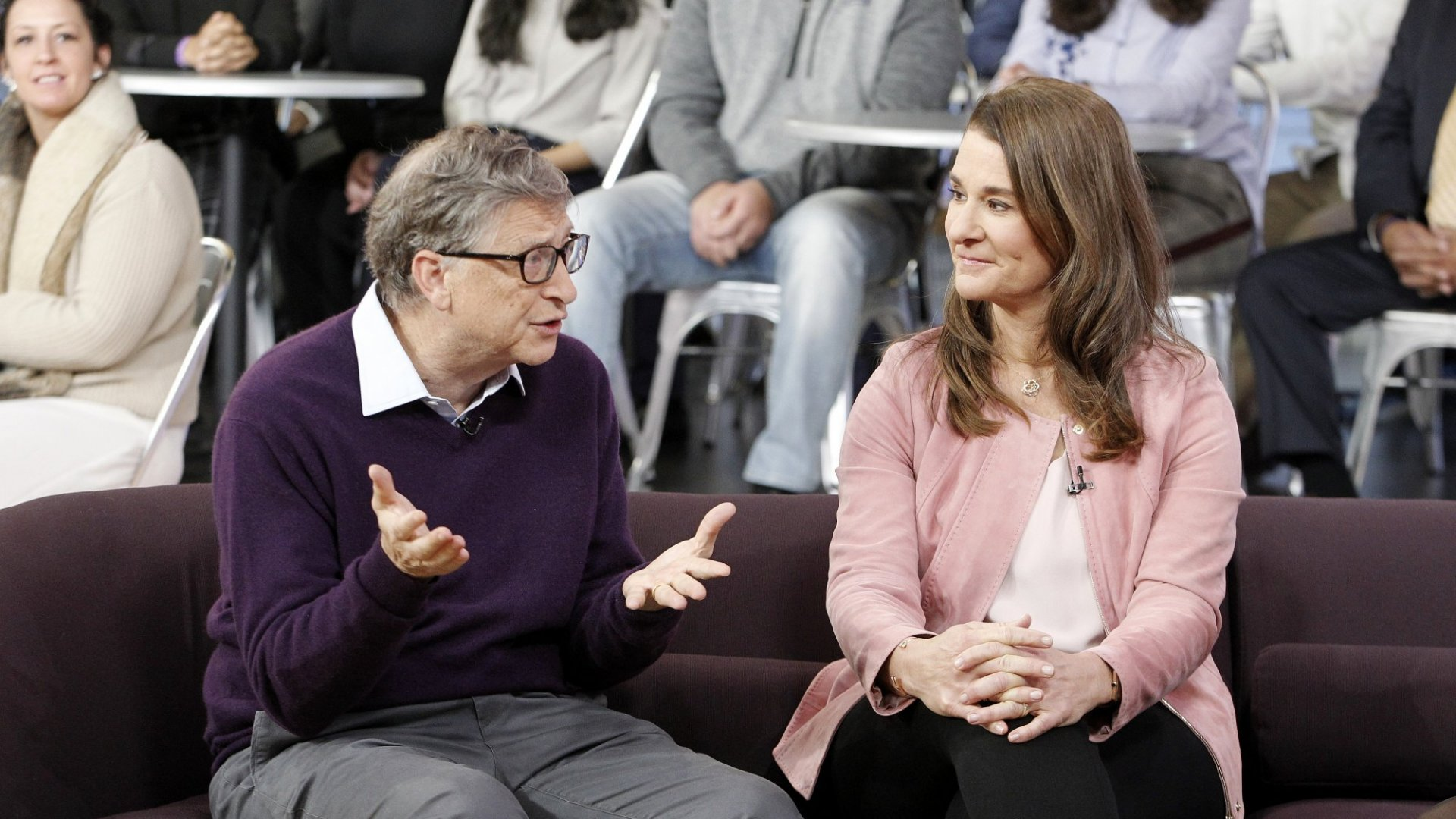 Bill and Melinda Gates Just Said Your Child's Learning Is Held Back By This 1 Obsolete Classroom Tool