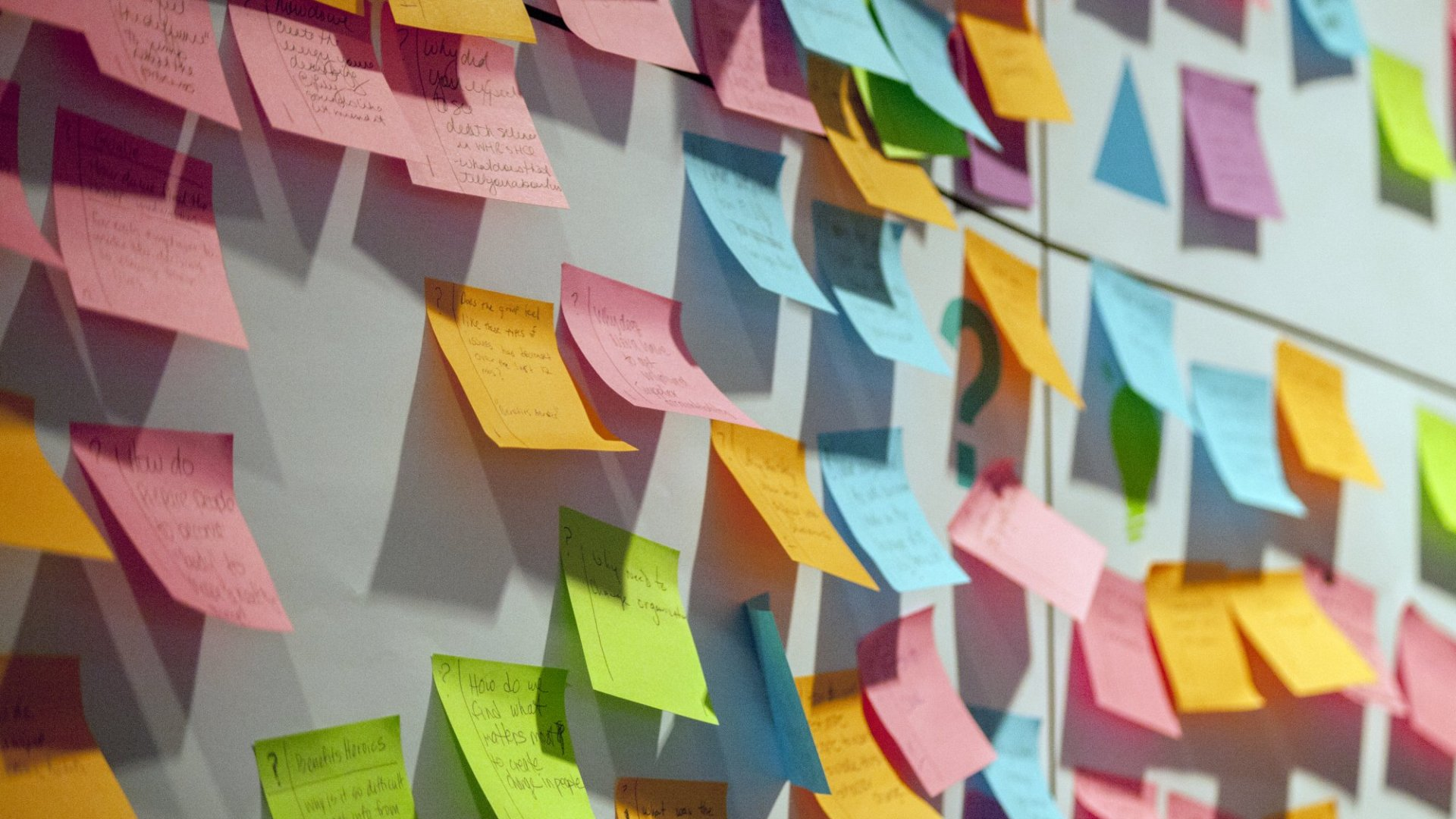 Post-it Notes are a product line that might never have happened without 3M allowing its employees to use 15 percent of their time on pet projects.