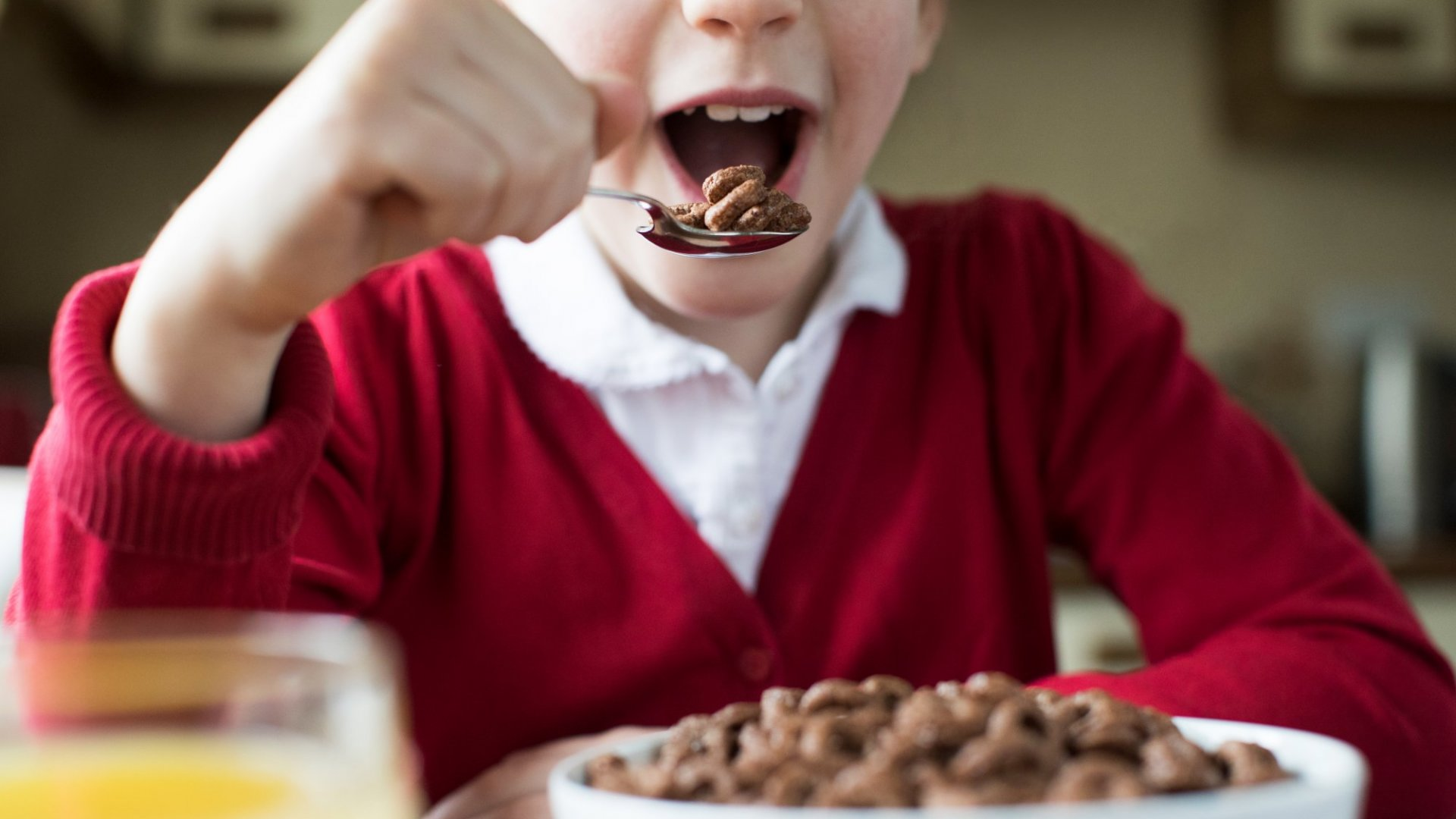 How to Raise Your Kids' IQ by 5 Points, According to Science: Make Them Eat Breakfast