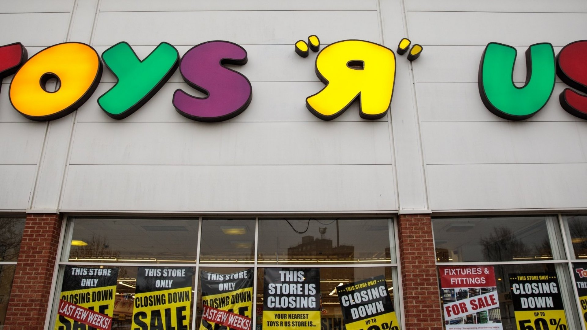 3 Ways Toys 'R' Us Sealed Its Fate and How You Can Avoid Its Mistakes