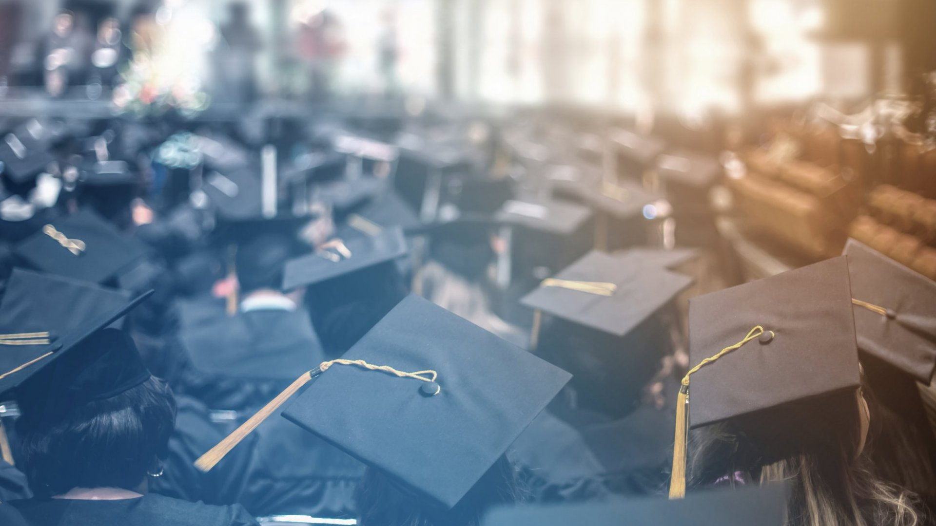 This College Graduation Speech Got a Spontaneous Standing Ovation. Here's Why.
