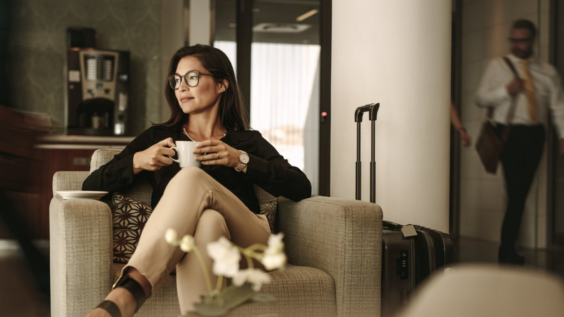 How to Access Airport Lounges When Traveling for Business