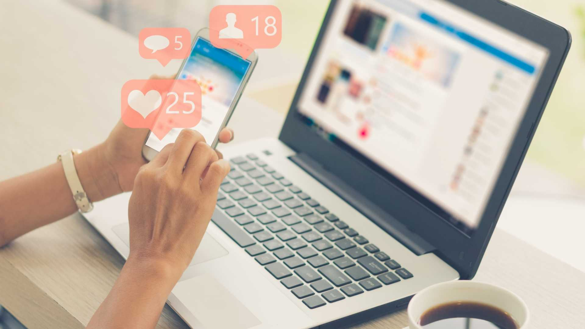 4 Ways to Use Social Media to Organically Boost Brand Visibility