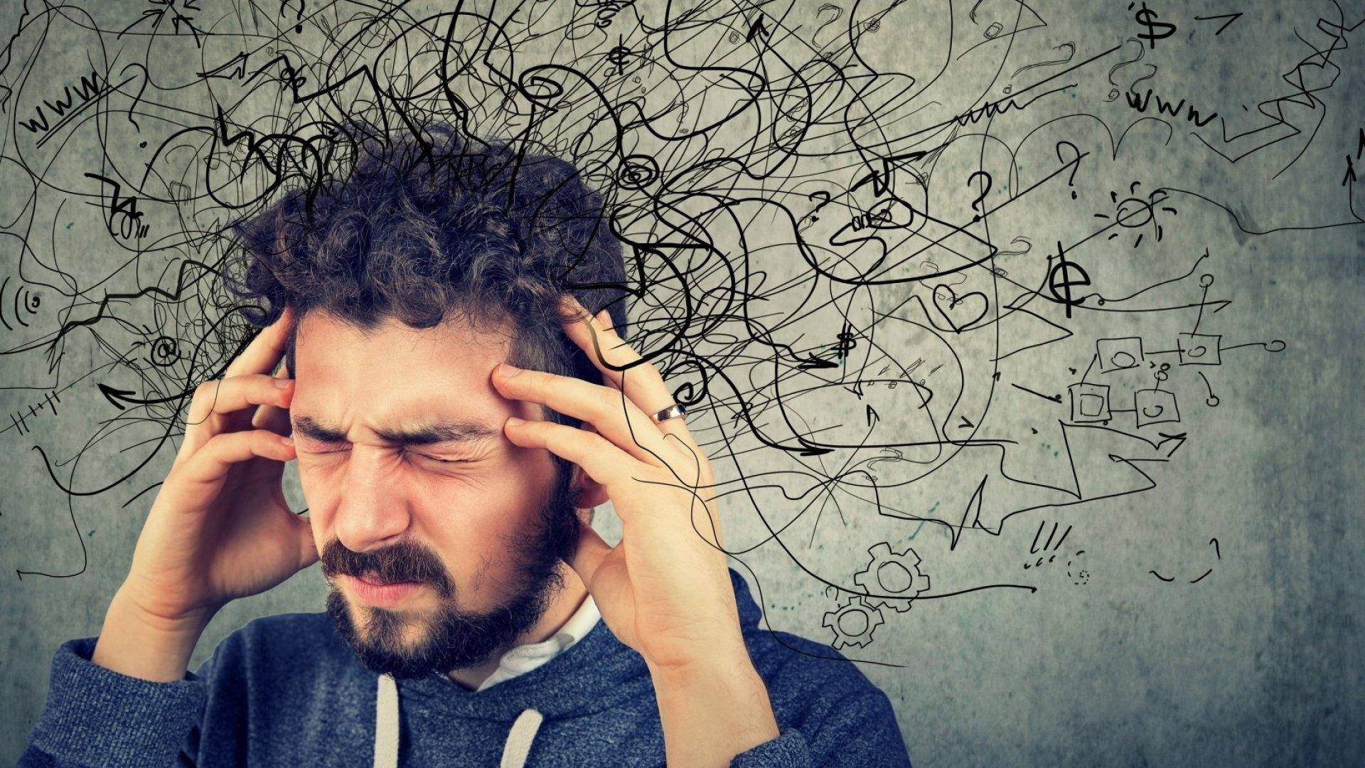 5 Simple Ways Entrepreneurs Can Address Stress