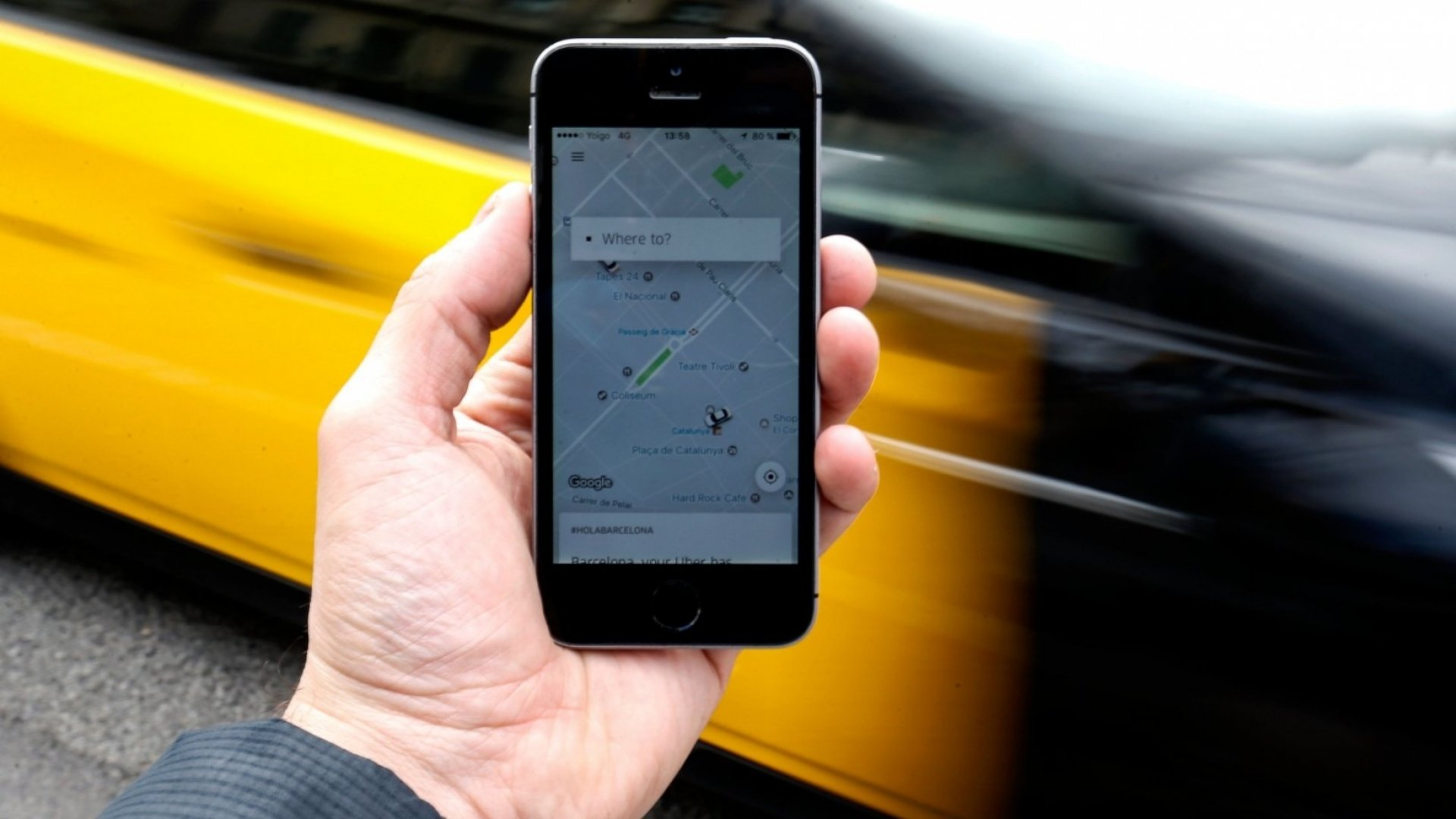 Successful ridesharing apps needs to take care of riders and drivers
