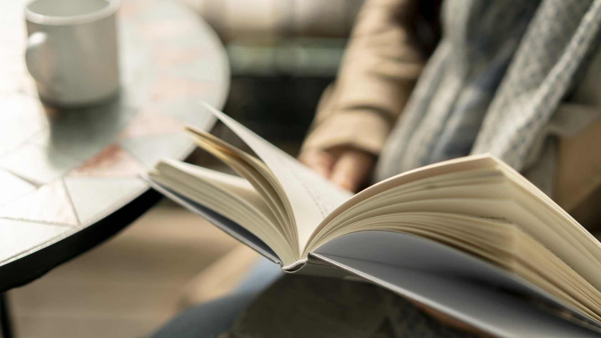 Reading does not have to be time-consuming, and it definitely improves your EQ.
