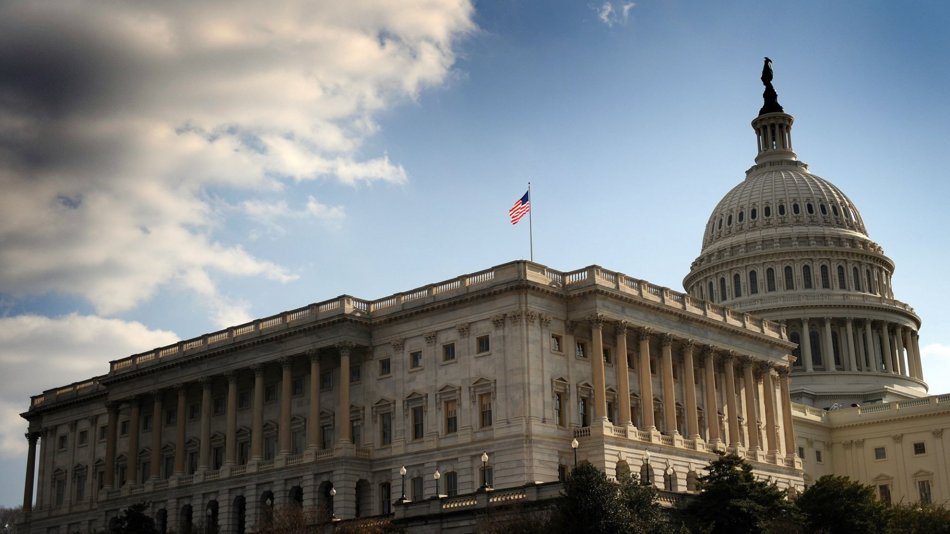 Senate Vote Propels Stopgap Spending Bill; More Votes Loom