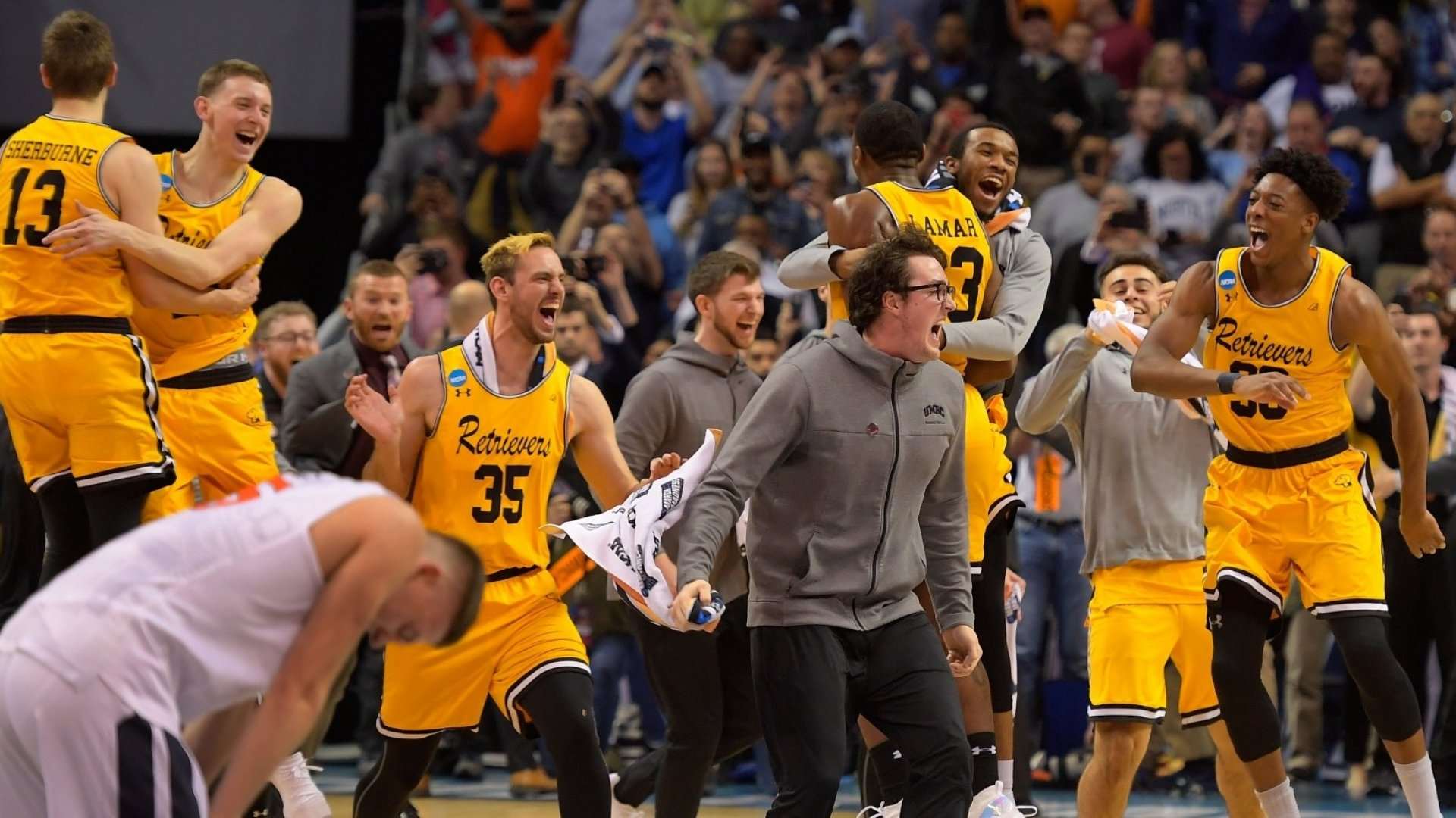 UMBC Won the Biggest Upset in NCAA History. Then They Praised the Chess Team