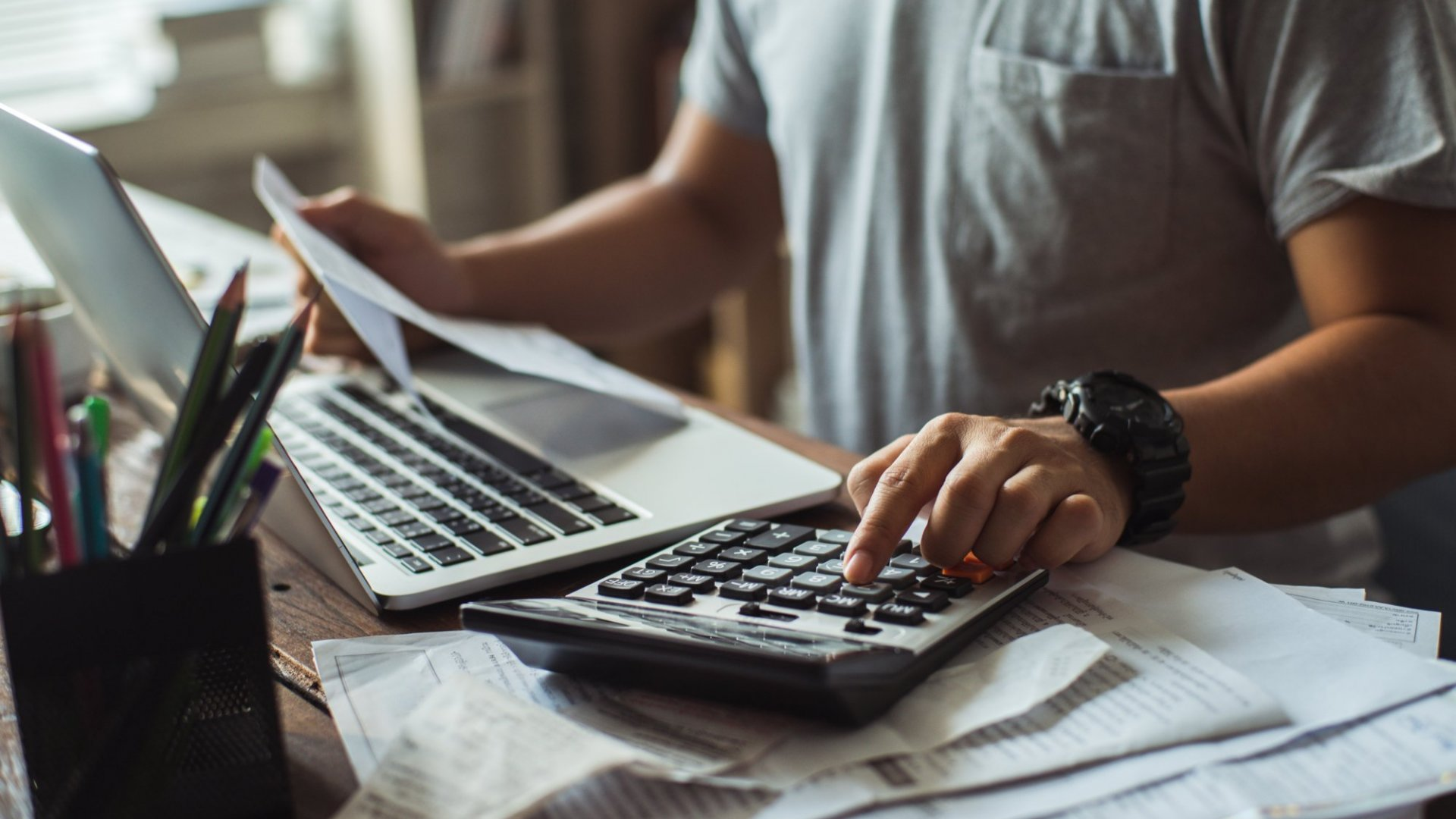 5 Personal Finance Tips If You Make an Irregular Income