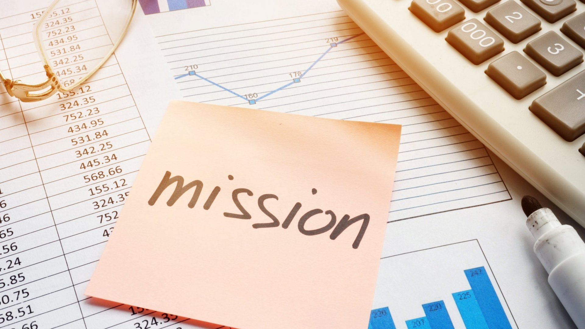 How to Come Up With a Killer Mission Statement
