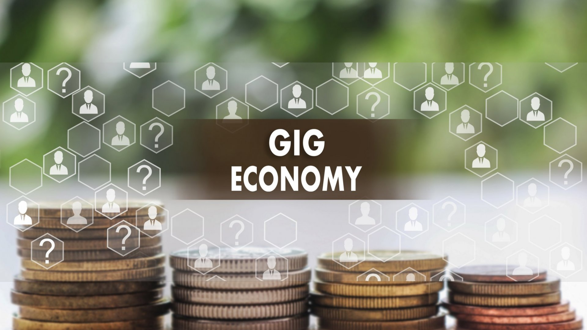 3 Slightly Unexpected Reasons To Be Thankful For The Gig Economy